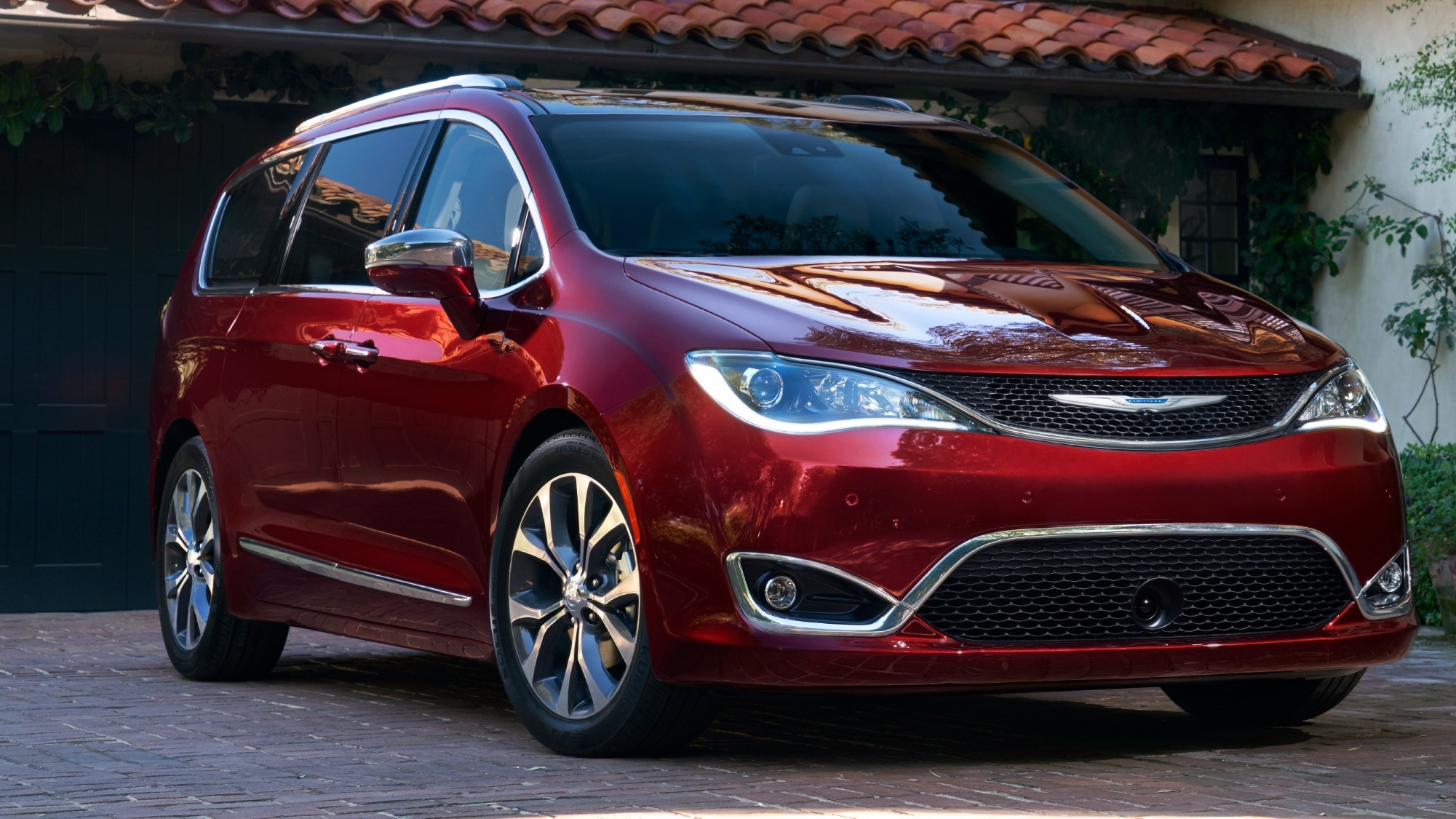 2017 Chrysler Pacifica Gallery 661435 Top Speed