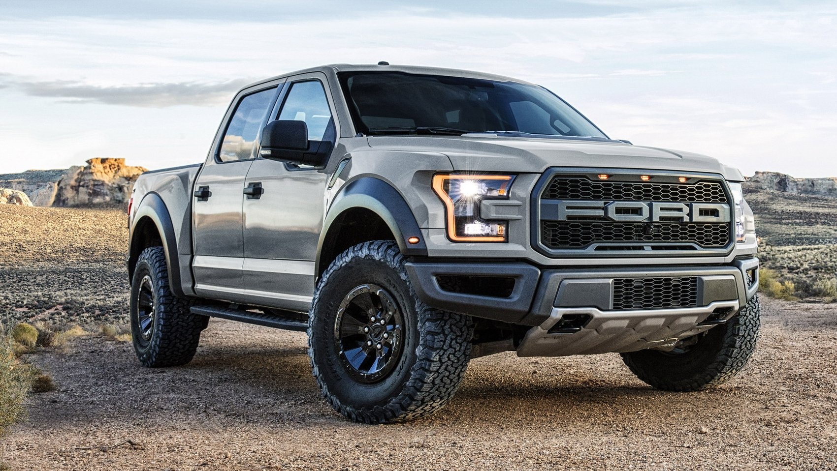 2017 ford f 150 raptor top speed