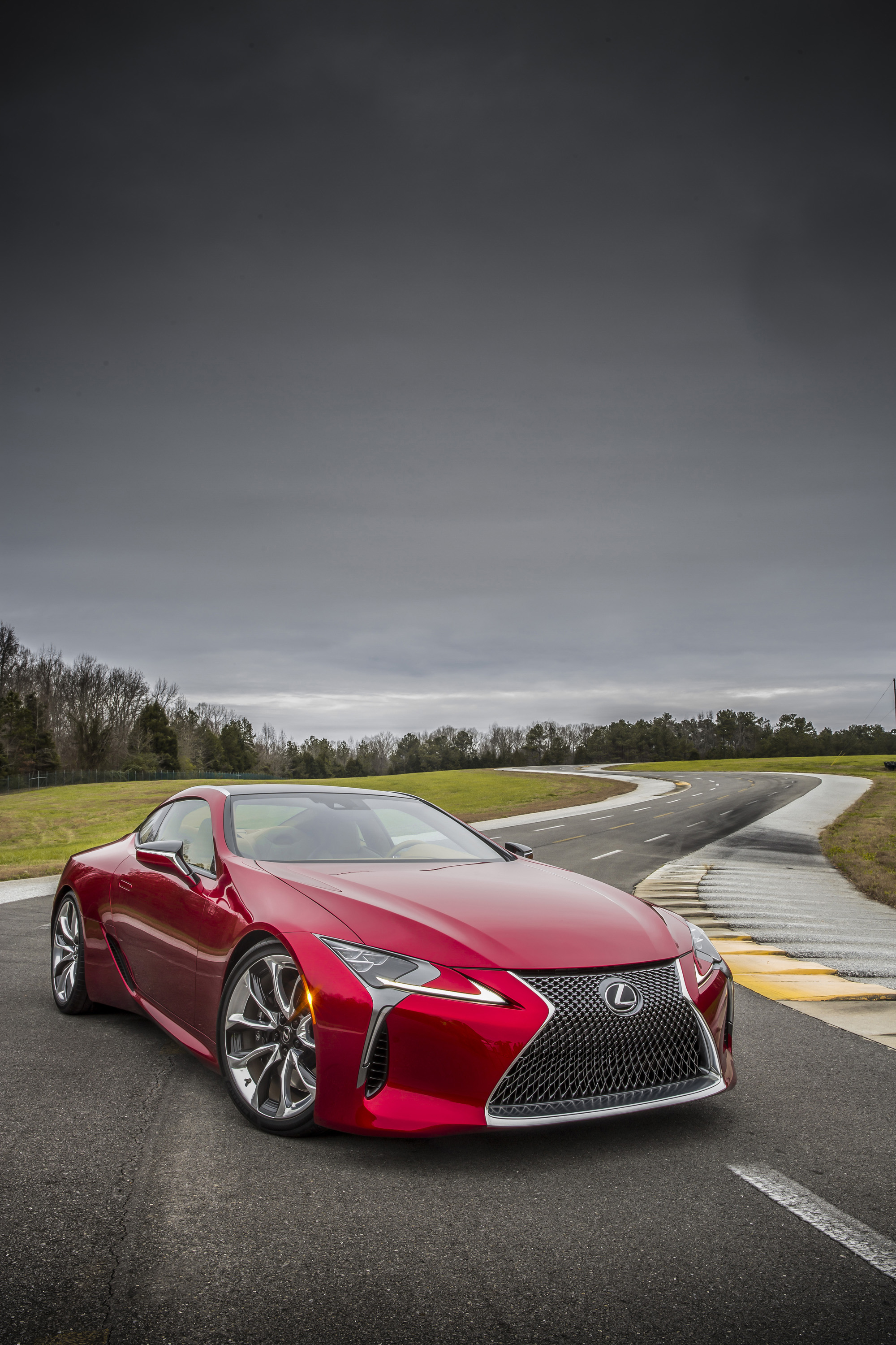 Wallpaper Of The Day  Lexus Lc Top Speed