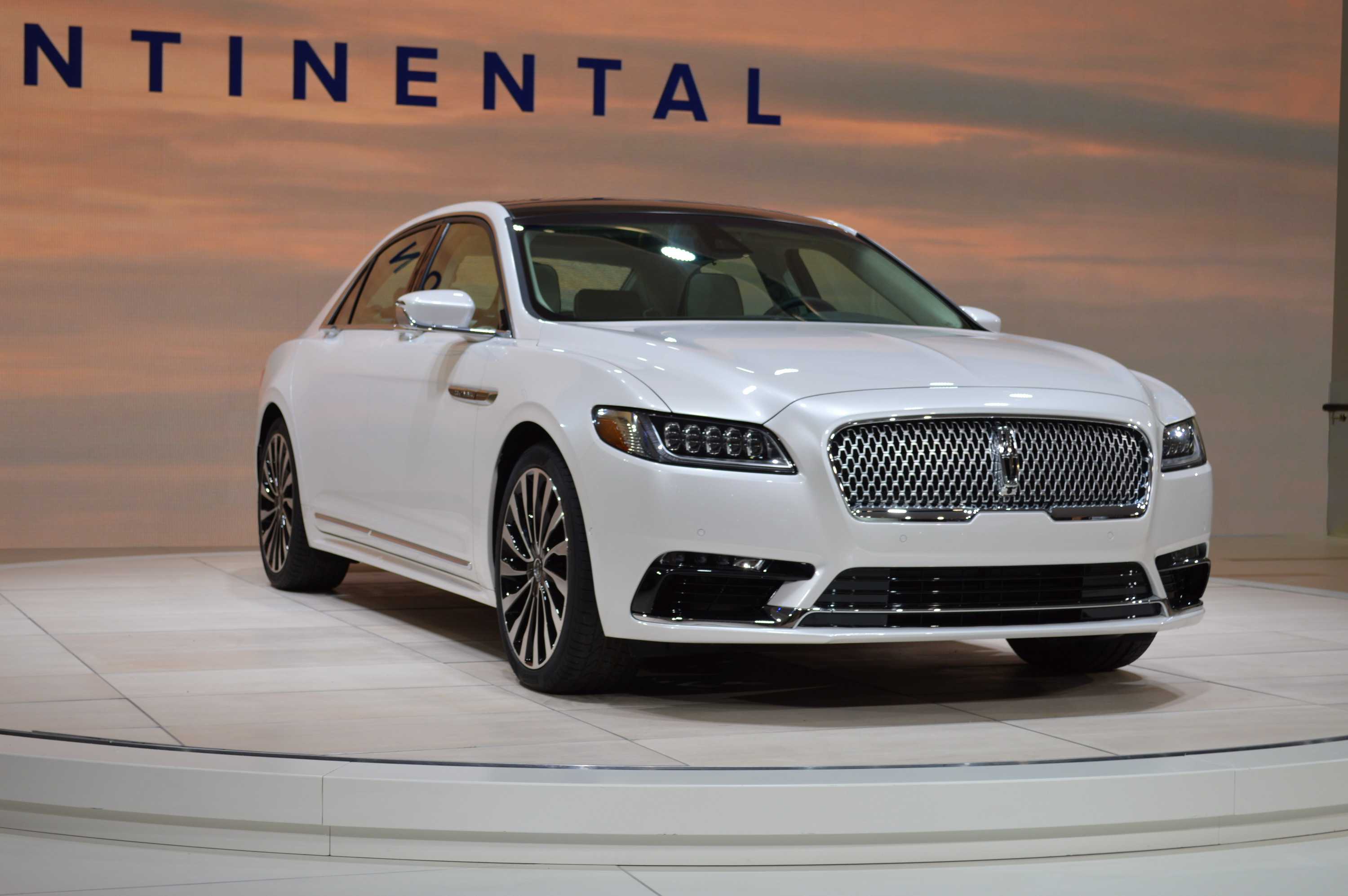 2017 lincoln continental review top speed. Black Bedroom Furniture Sets. Home Design Ideas