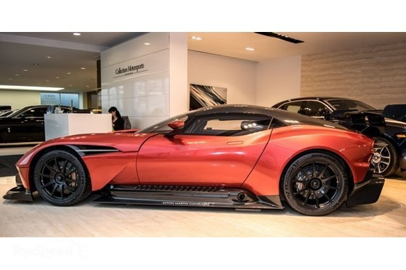 2016 aston martin vulcan picture 663375 car review top speed. Black Bedroom Furniture Sets. Home Design Ideas
