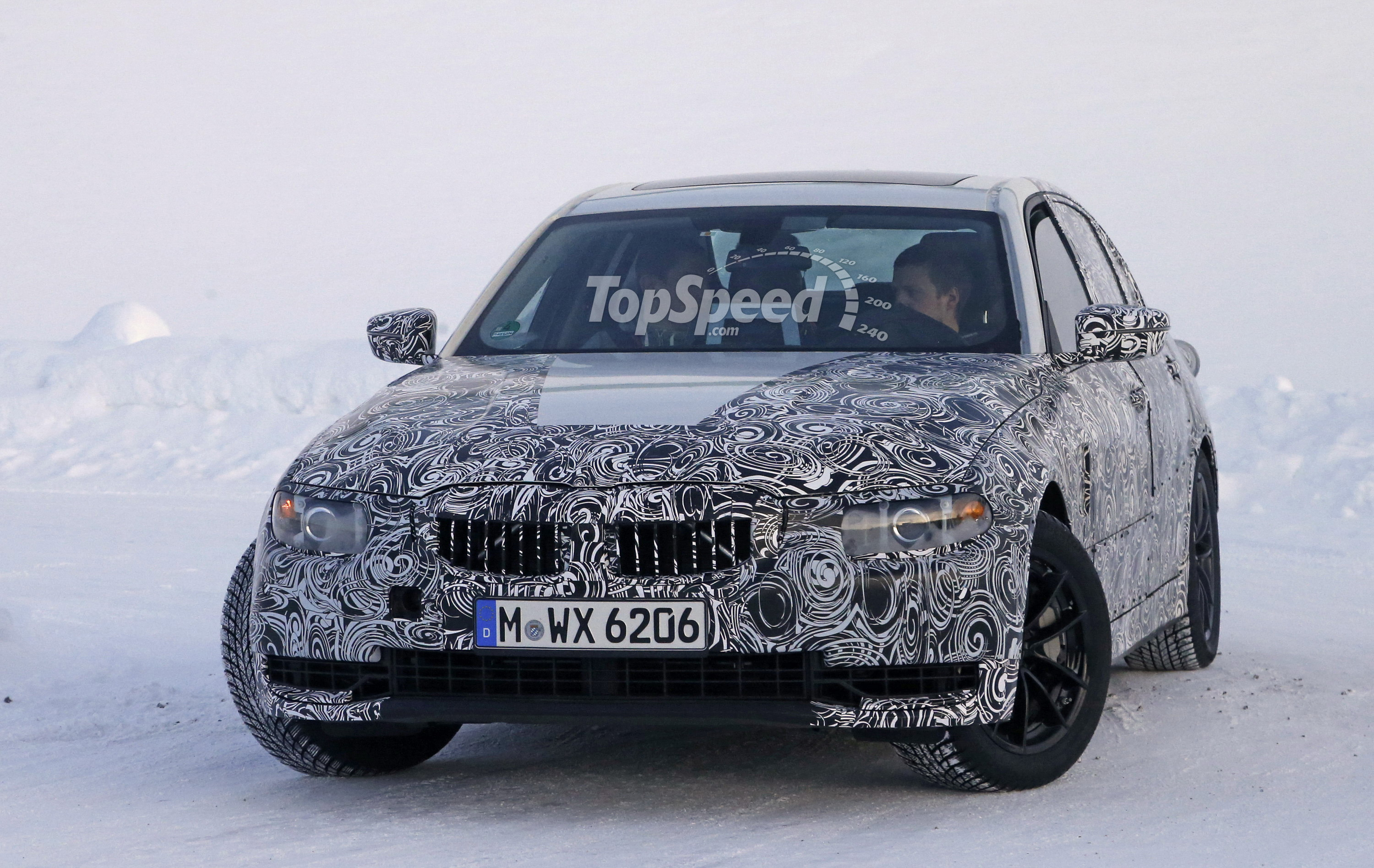 2019 BMW 3 Series | Top Speed. »