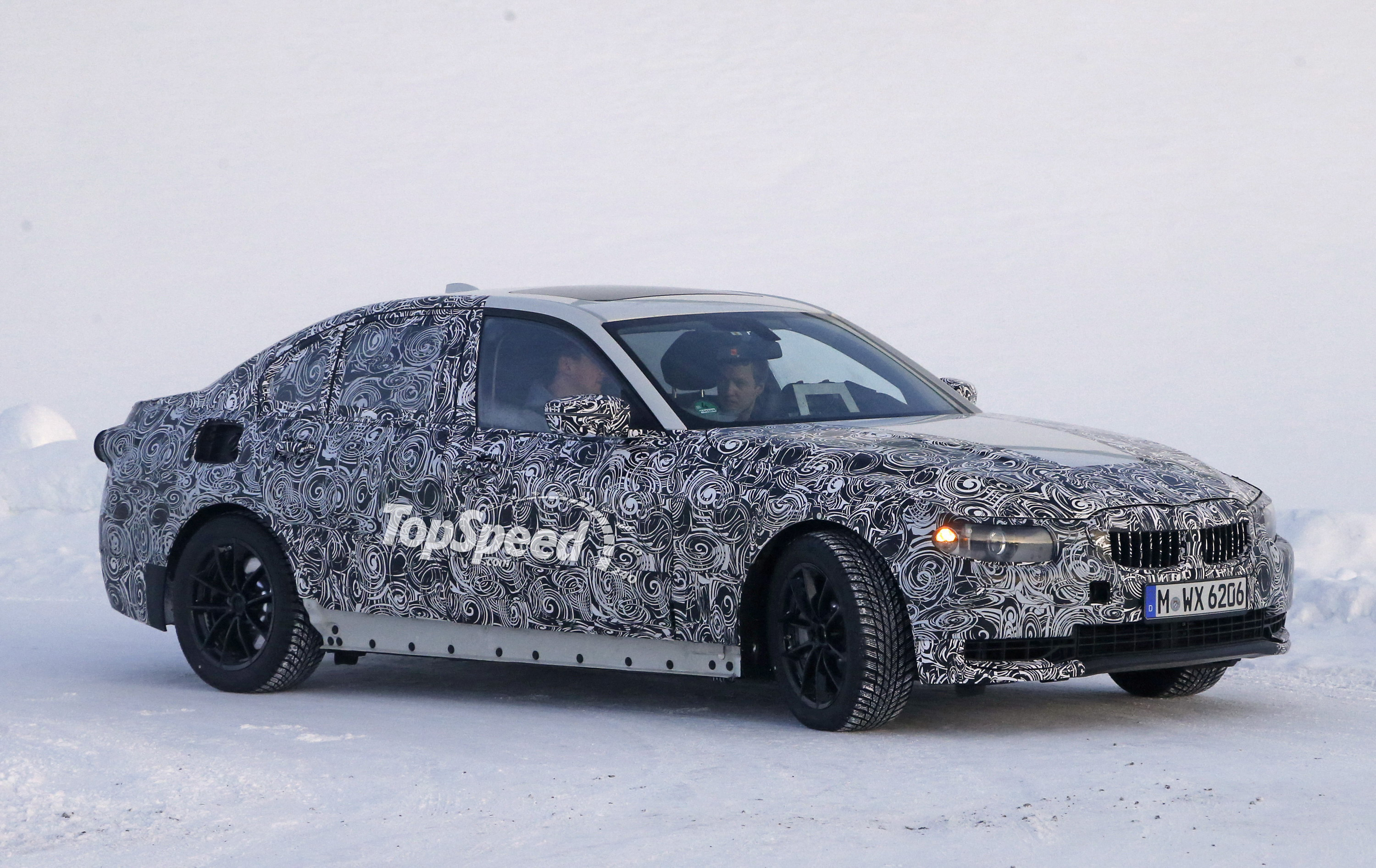 BMW is preparing to produce a 1-series sedan 2017 model year 51