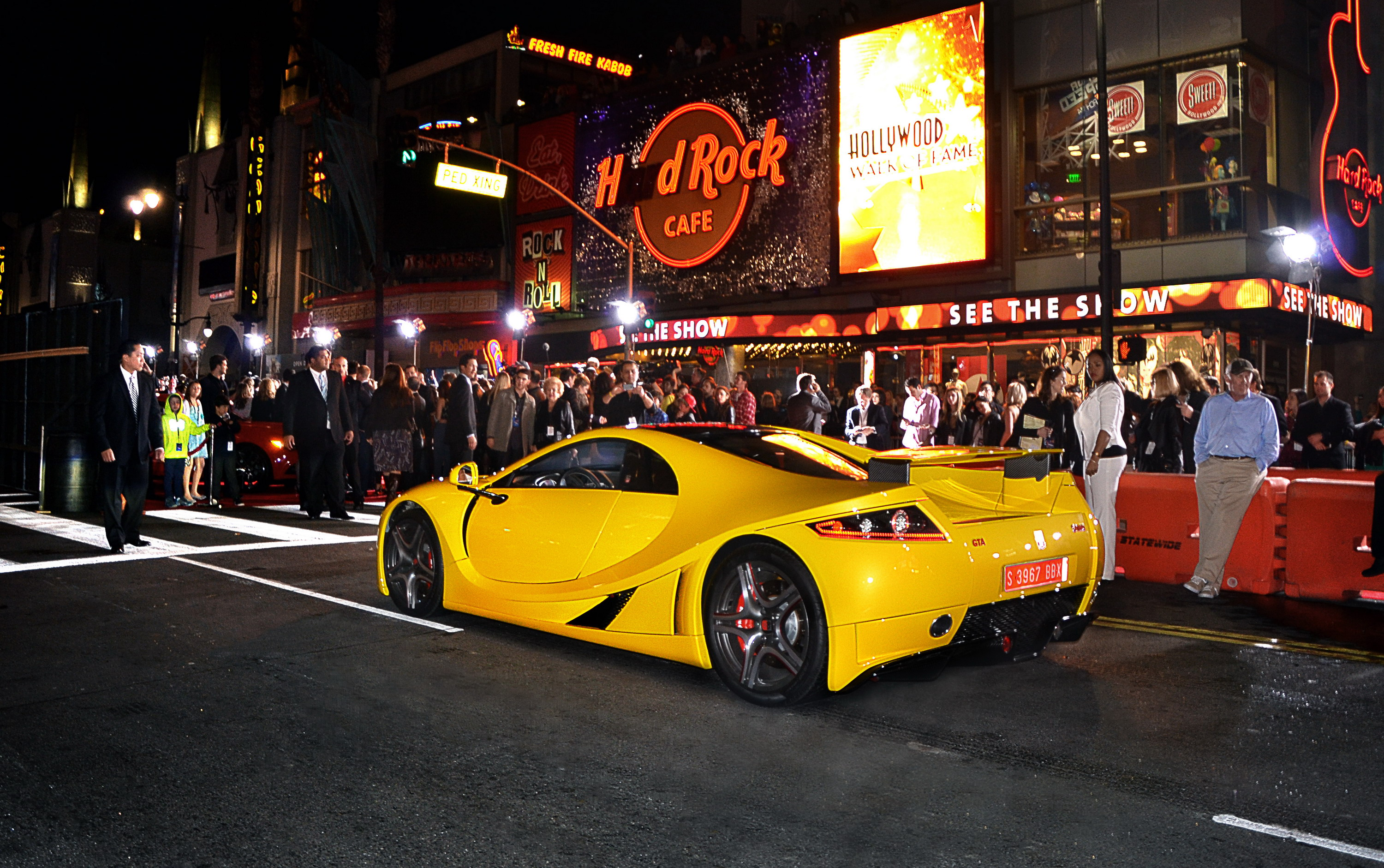 GTA Spano From Need For Speed Movie Up Sale