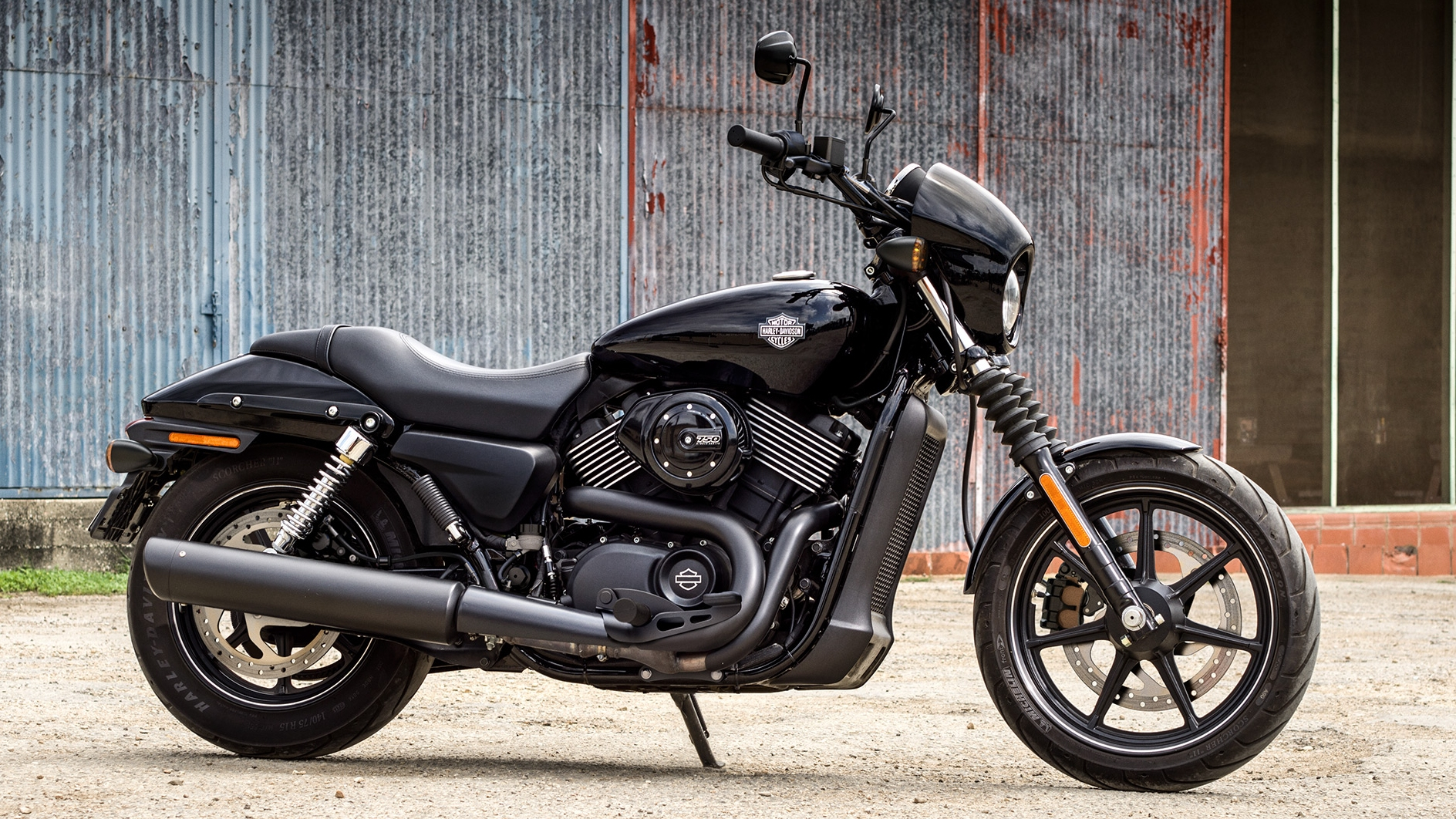 2016 - 2019 Harley-Davidson Street 500 / Street 750 | Top Speed