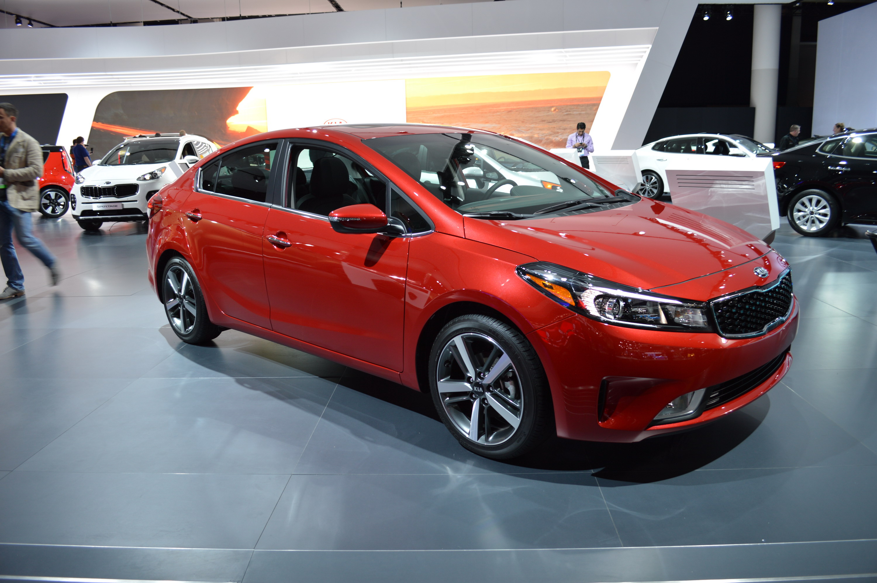 2017 kia forte review top speed. Black Bedroom Furniture Sets. Home Design Ideas