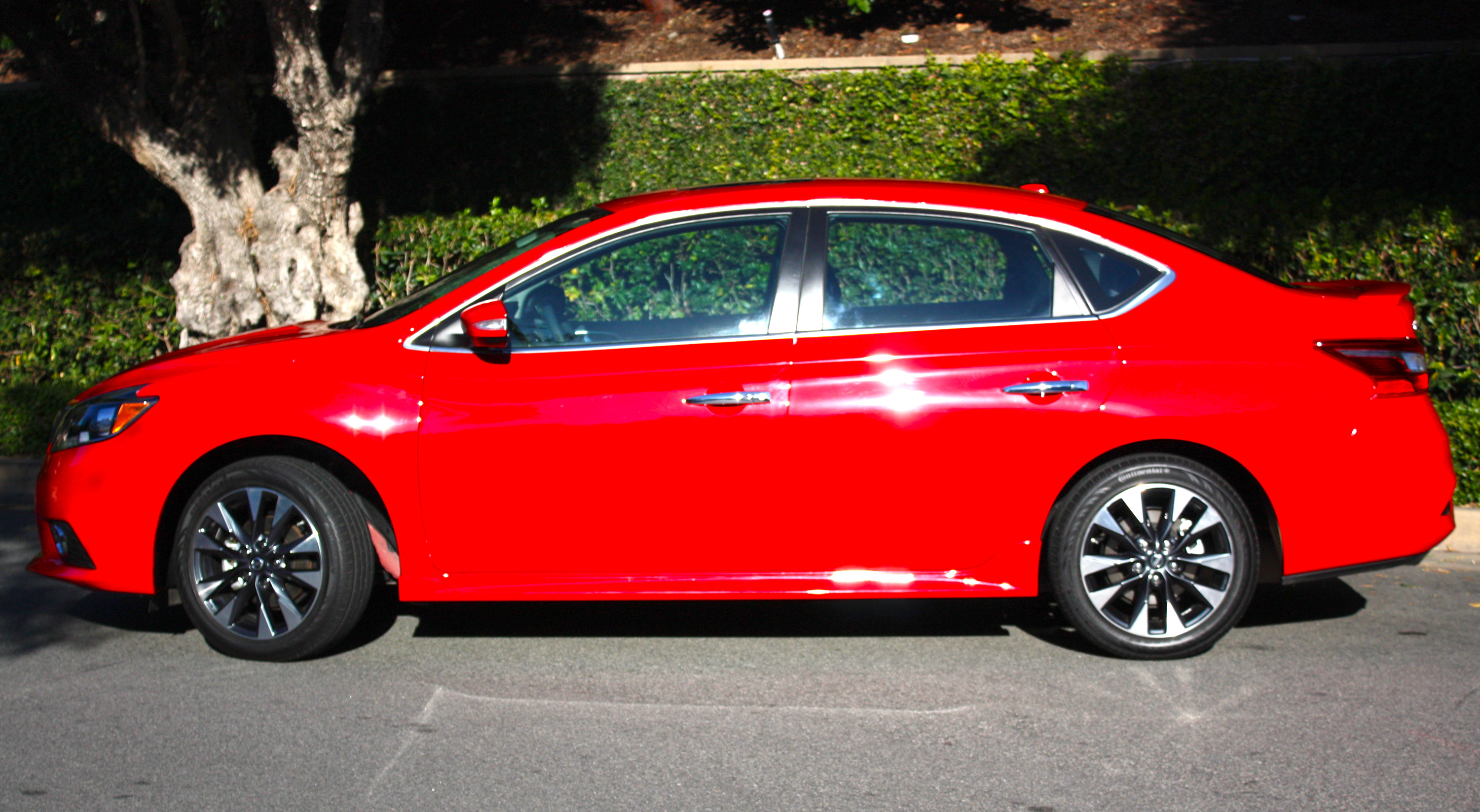 2016 Nissan Sentra – Driving Impression And Review | Top Speed. »