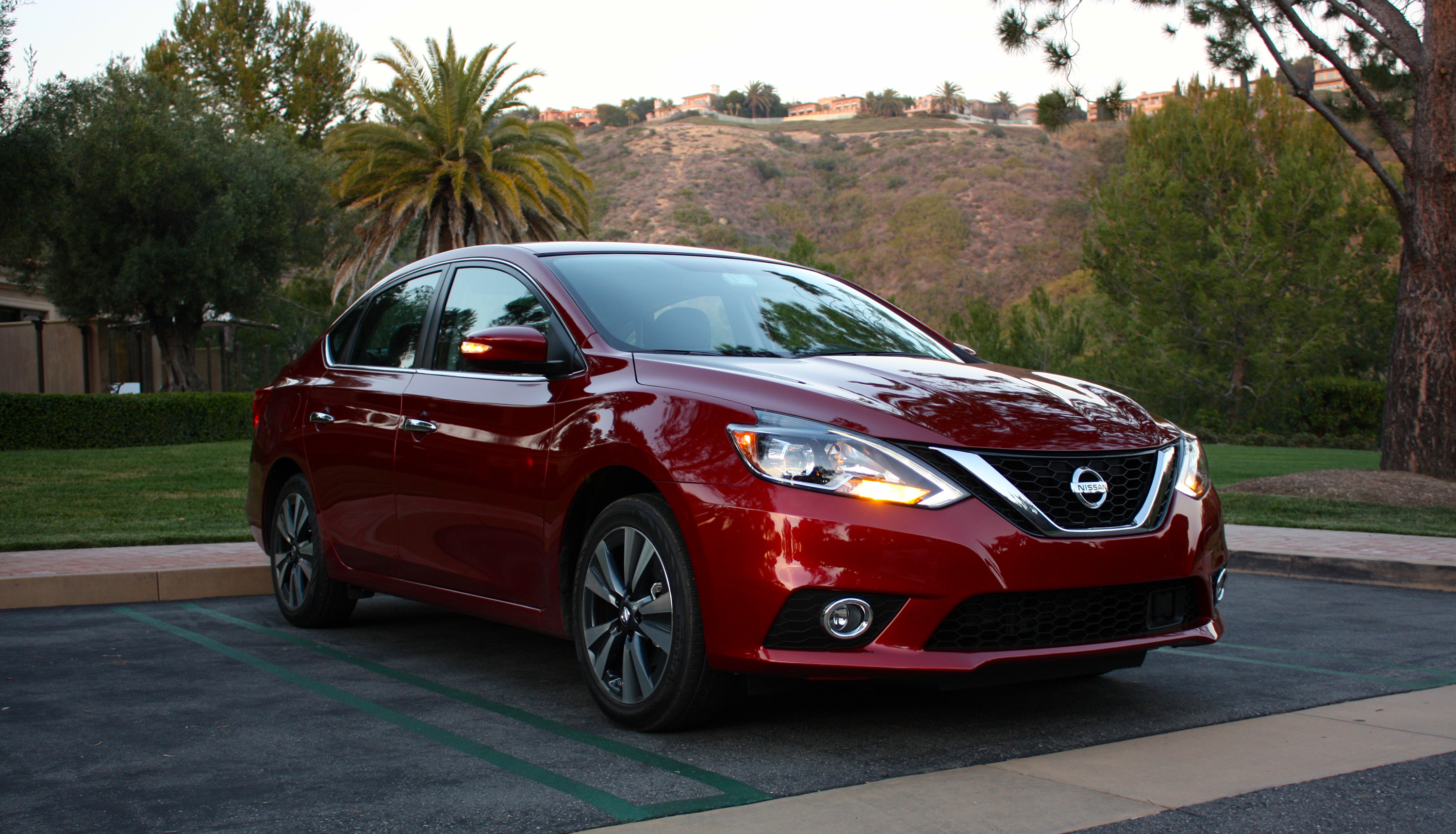 2016 nissan sentra driving impression and review review top speed