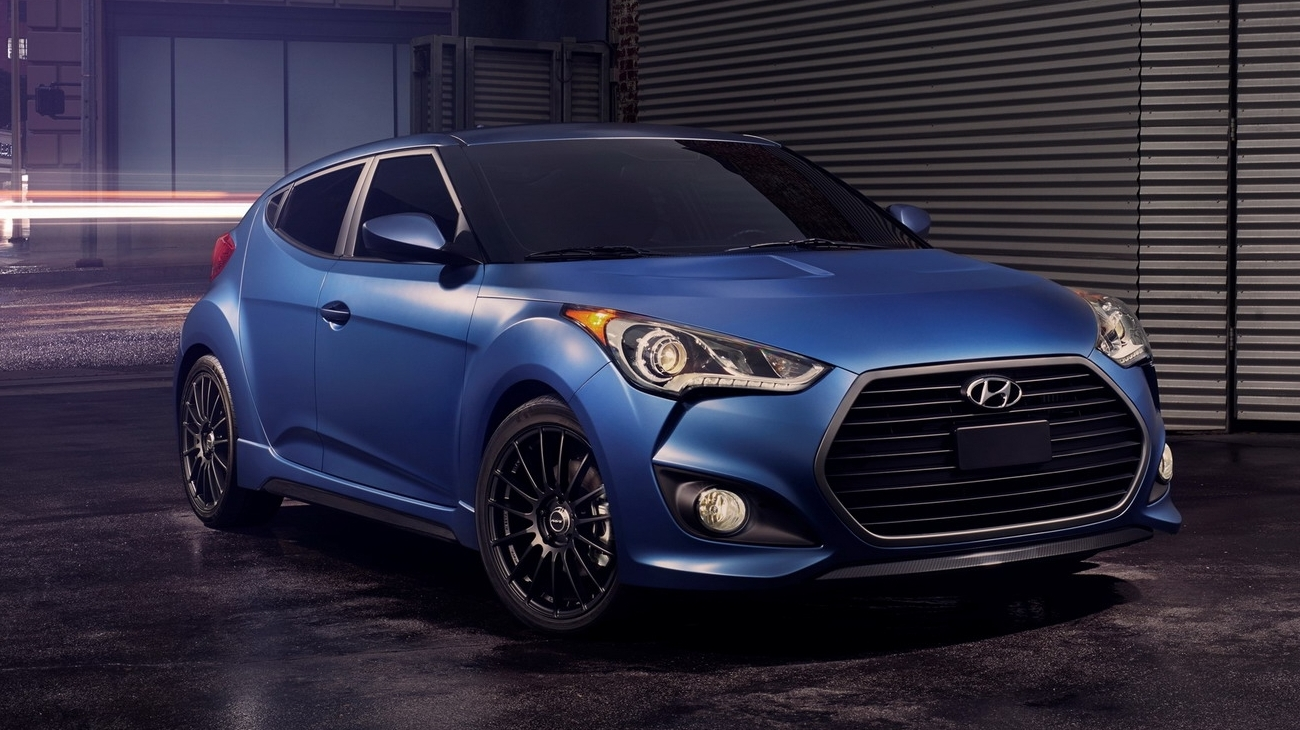 2016 Hyundai Veloster Turbo Rally Edition Review Top Speed