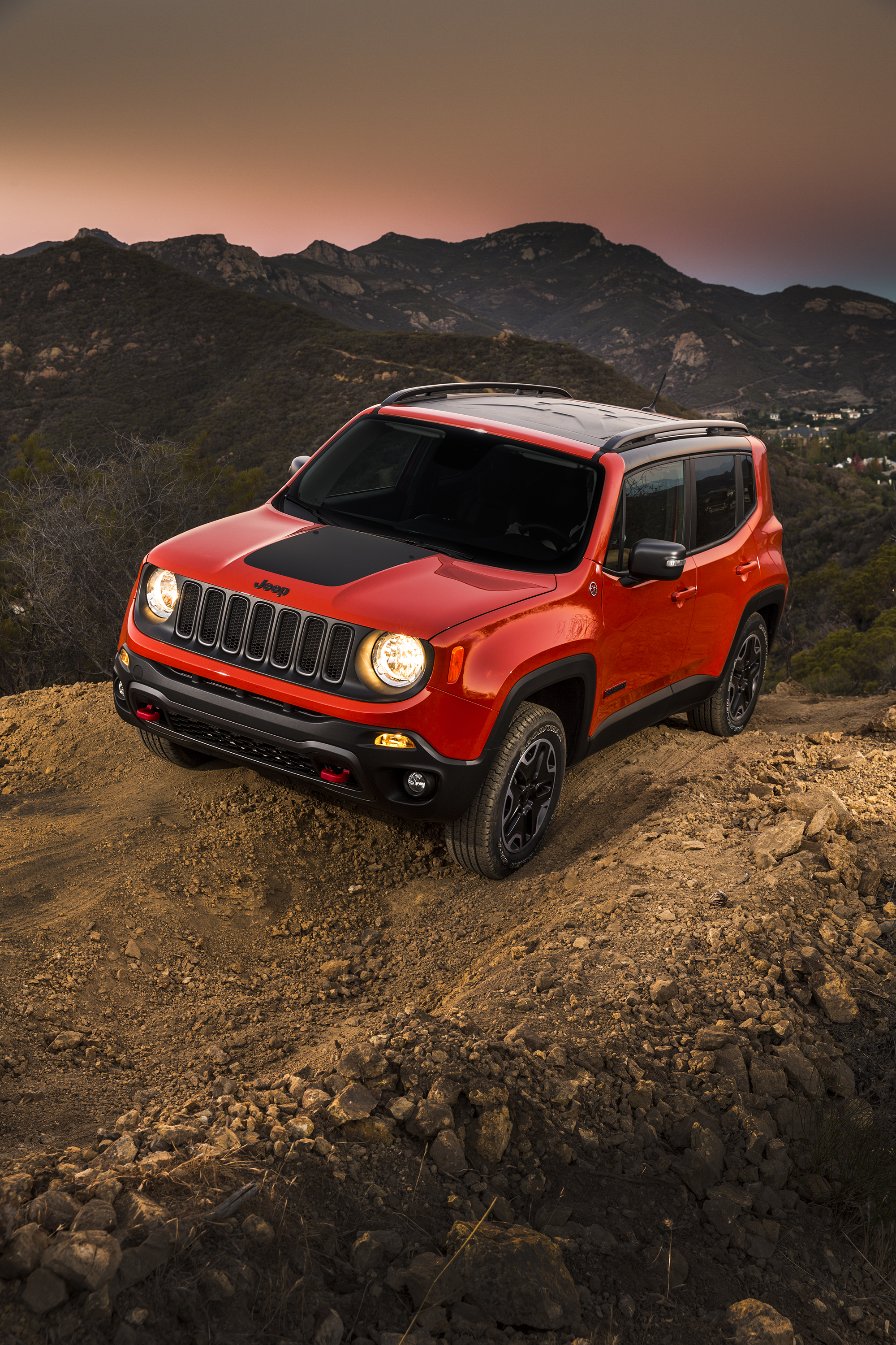 2016 Jeep Renegade Review Gallery 666129   Top Speed