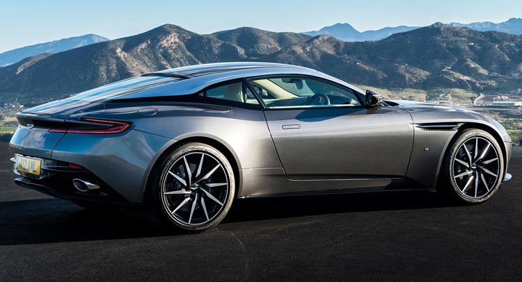 aston martin db picture car review top