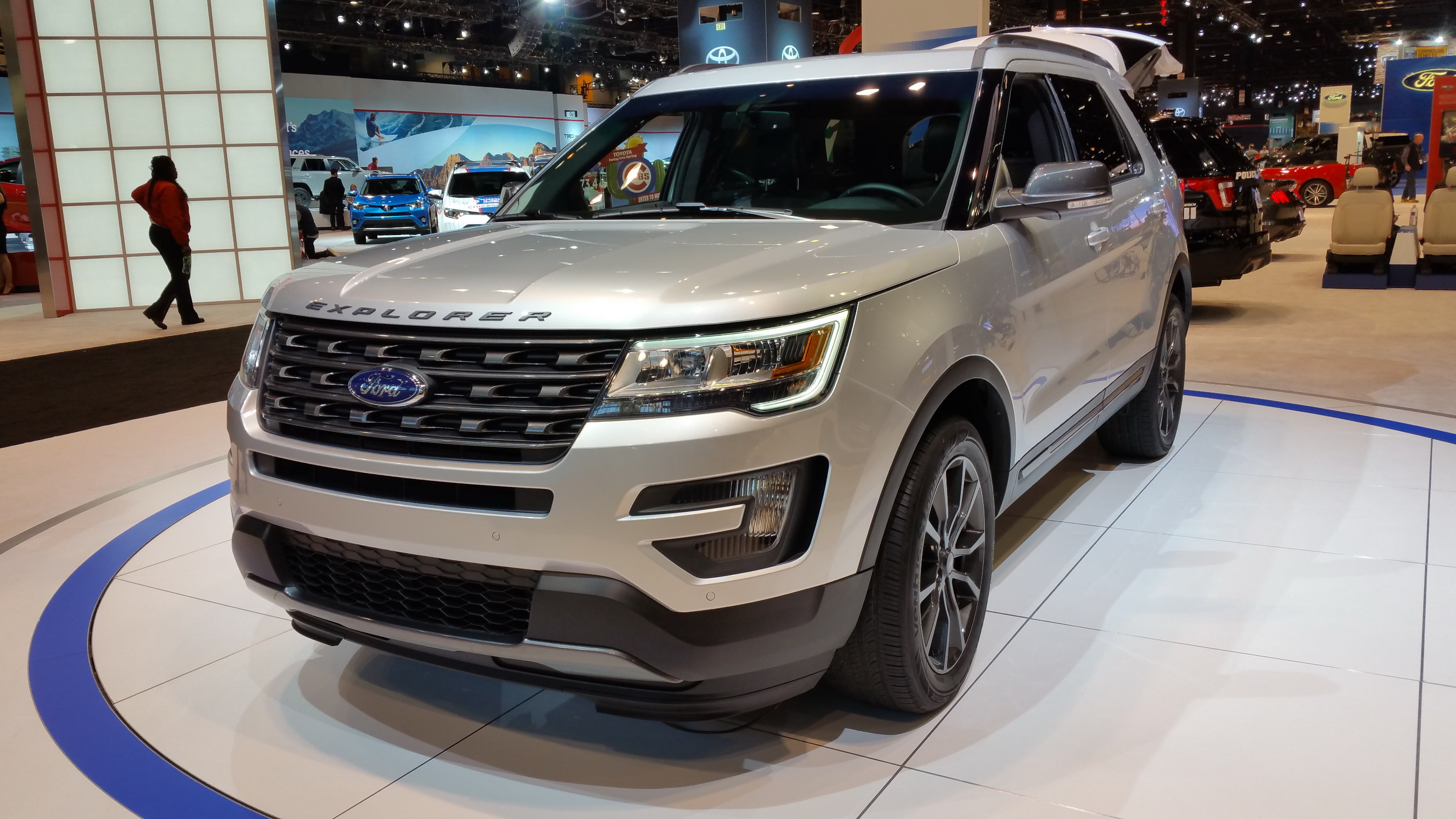2017 ford explorer xlt sport appearance package gallery 665413 top speed. Black Bedroom Furniture Sets. Home Design Ideas