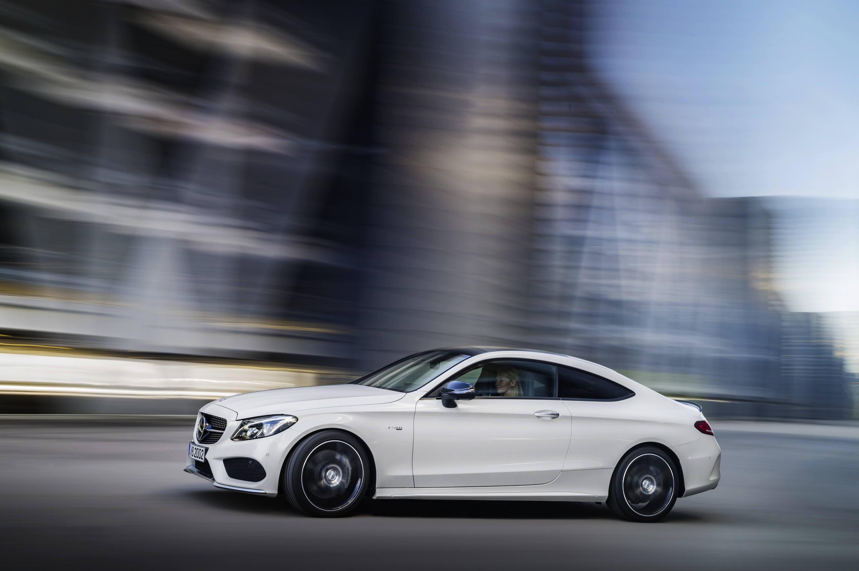 2016 Mercedes AMG C43 Coupe