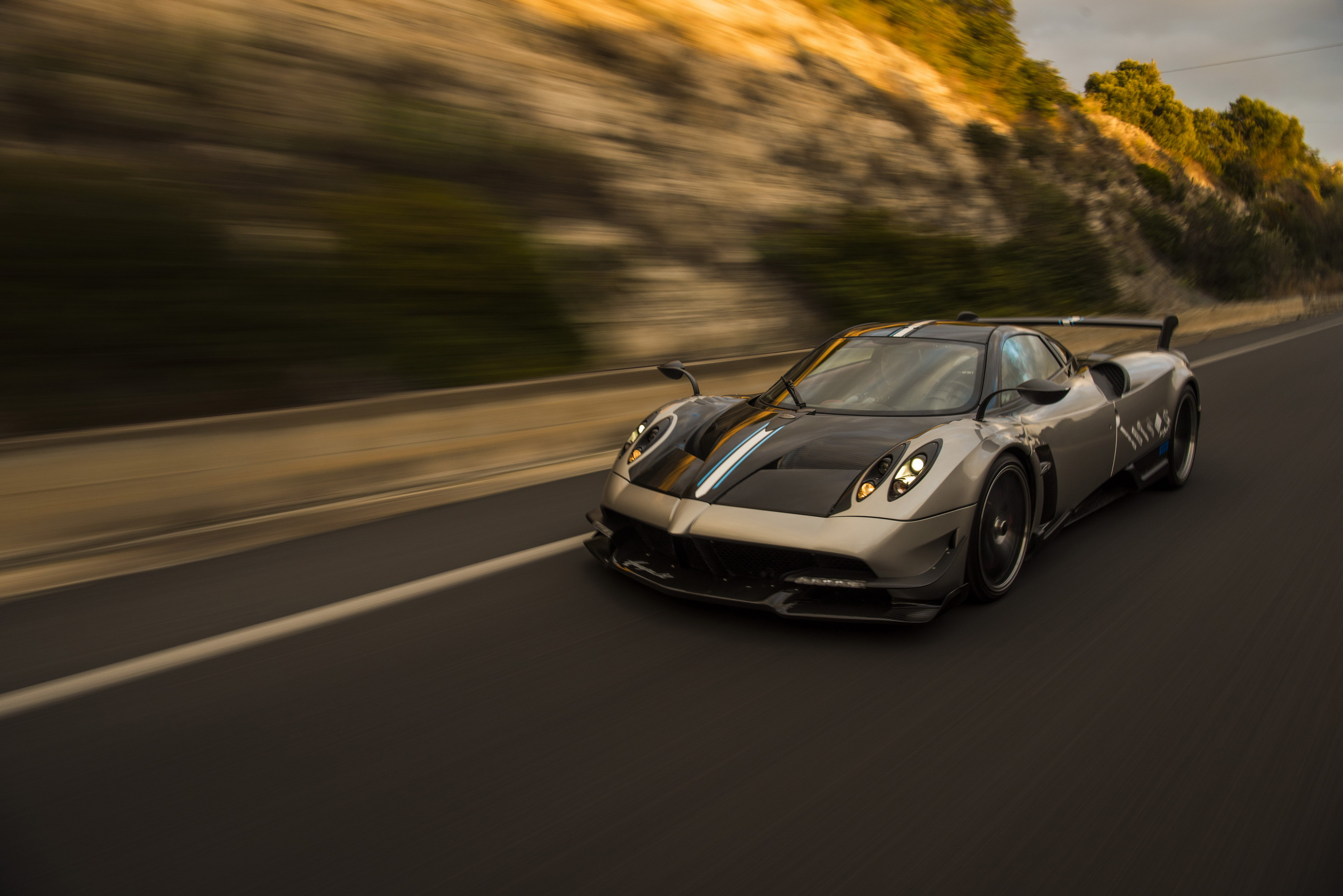 all pagani huayra bc and huayra roadster in america are being