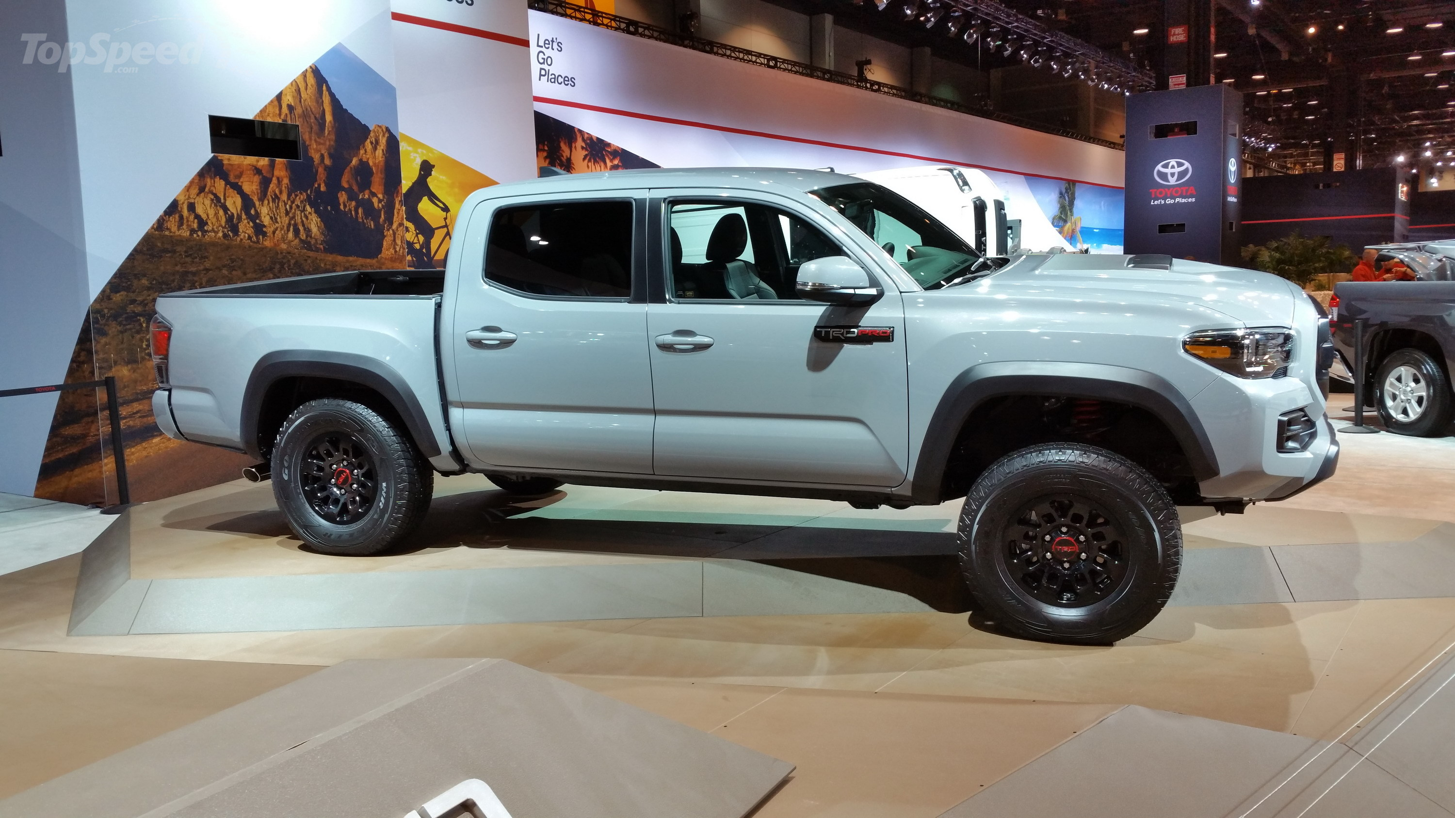 2017 toyota tacoma trd pro picture 666066 truck review. Black Bedroom Furniture Sets. Home Design Ideas