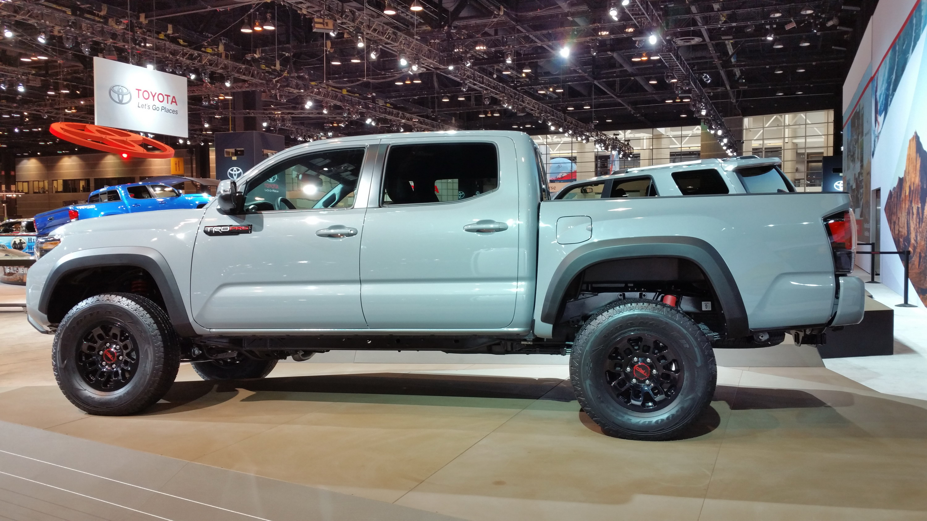 2017 toyota tacoma trd pro picture 666061 truck review top speed. Black Bedroom Furniture Sets. Home Design Ideas