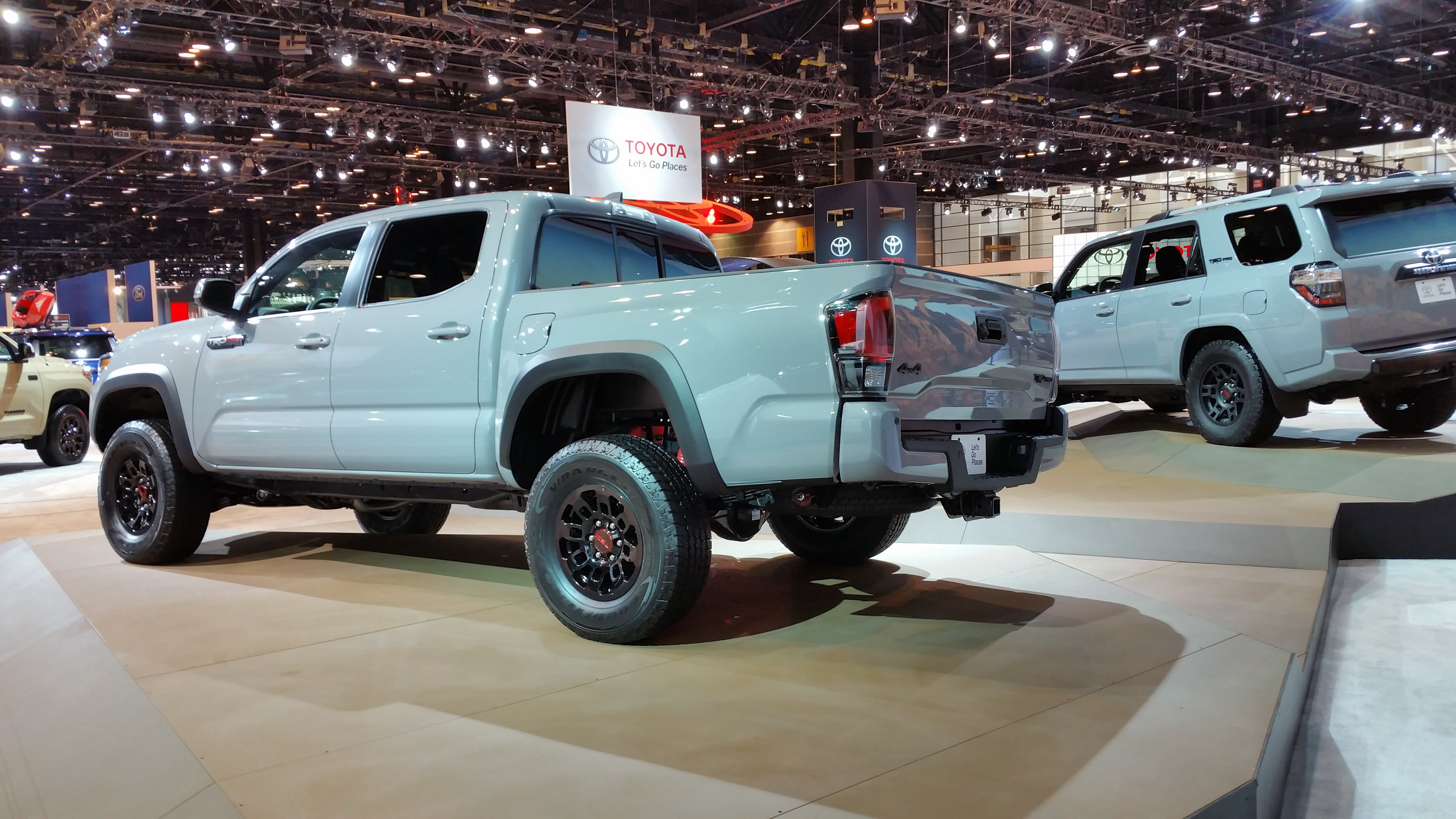 2017 toyota tacoma trd pro picture 666063 truck review top speed. Black Bedroom Furniture Sets. Home Design Ideas