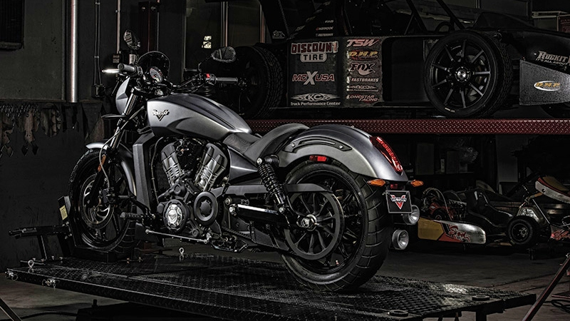 2017 Victory Octane Top Speed