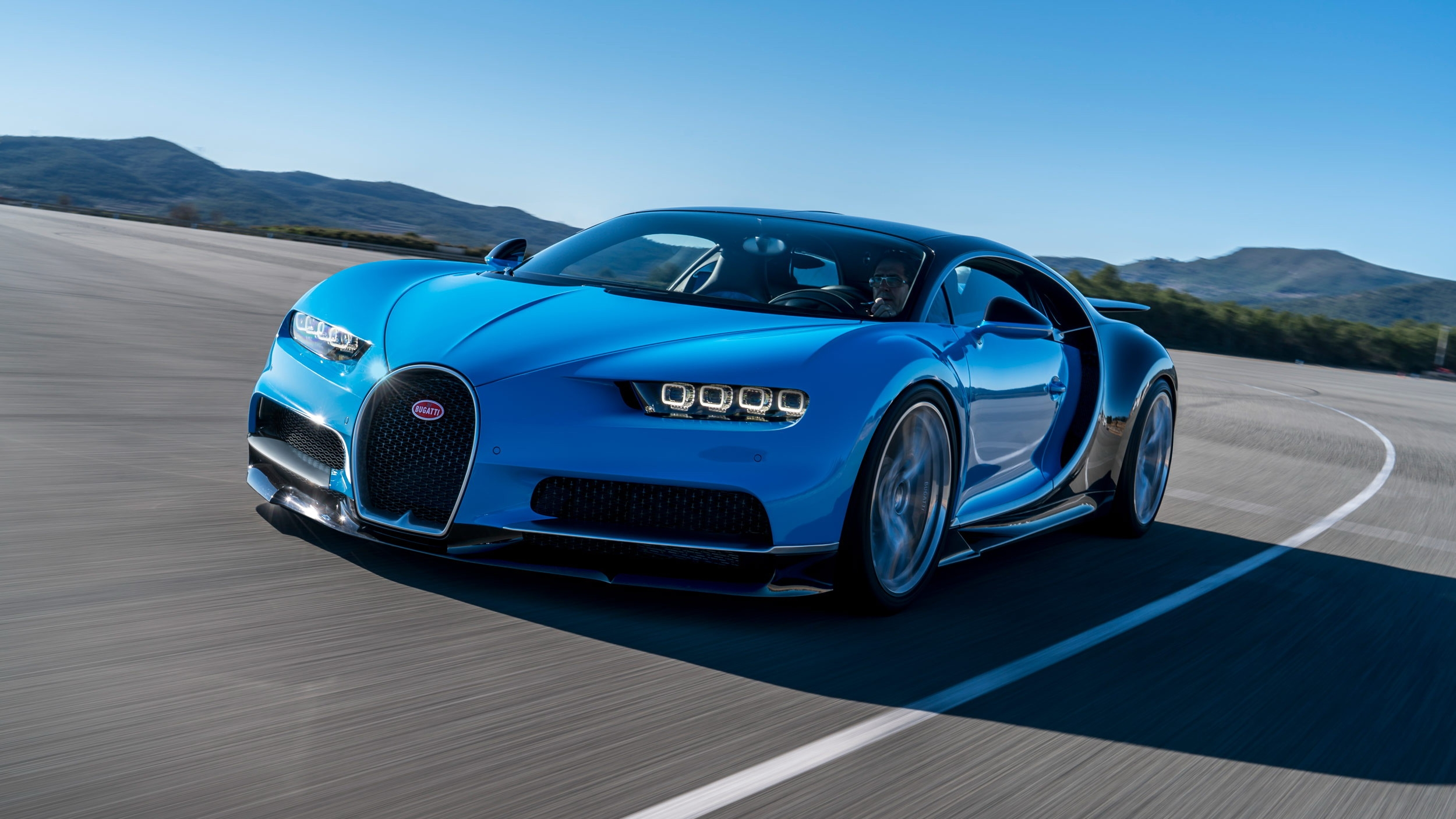 Bugatti Chiron News And Reviews