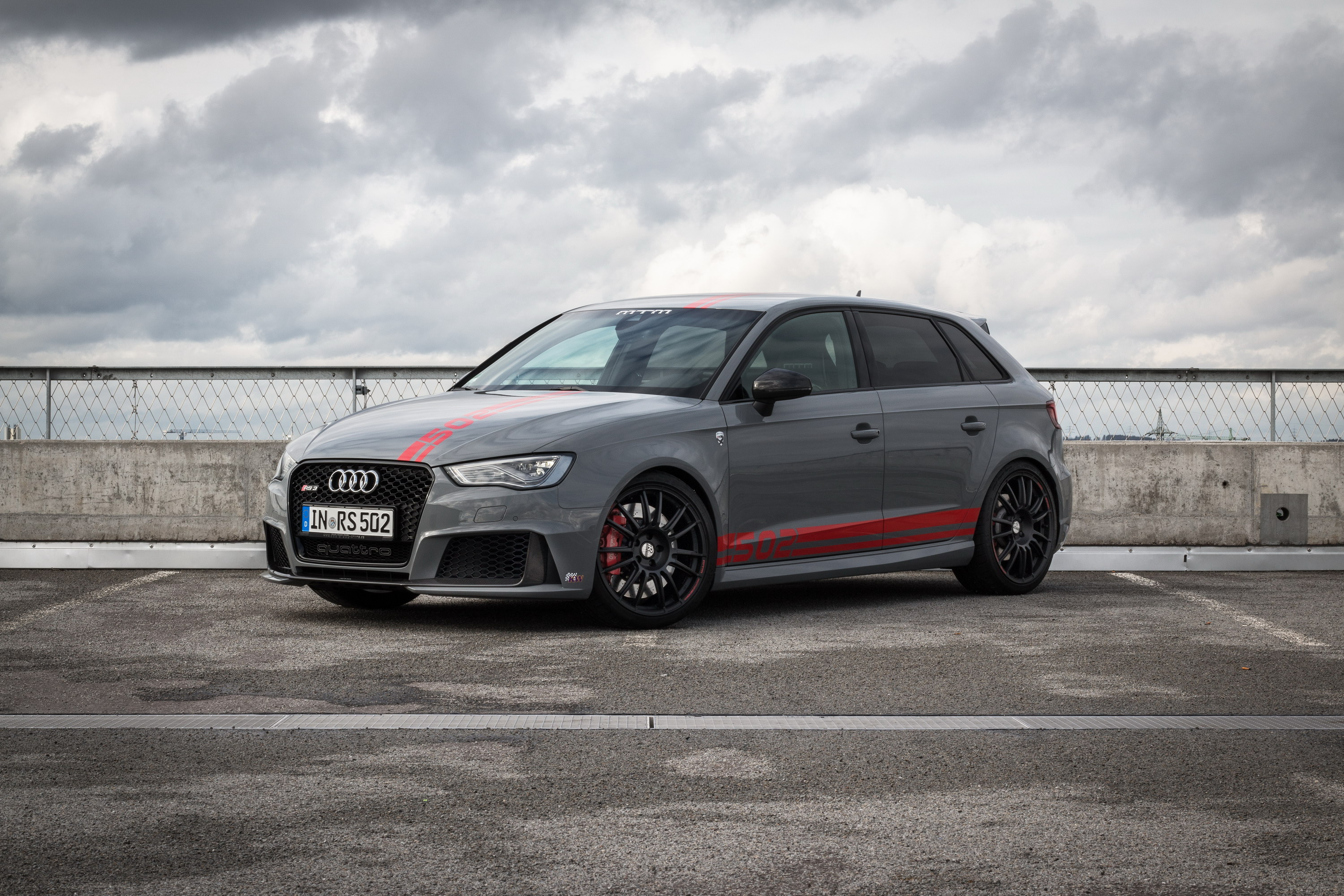 Audi RS R By MTM Review Top Speed - Audi rs3