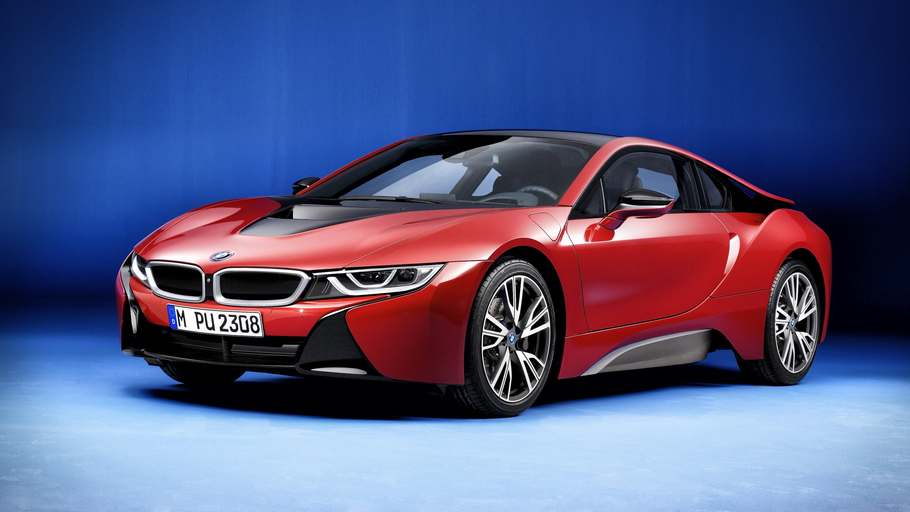 2016 Bmw I8 Protonic Red Edition Top Speed