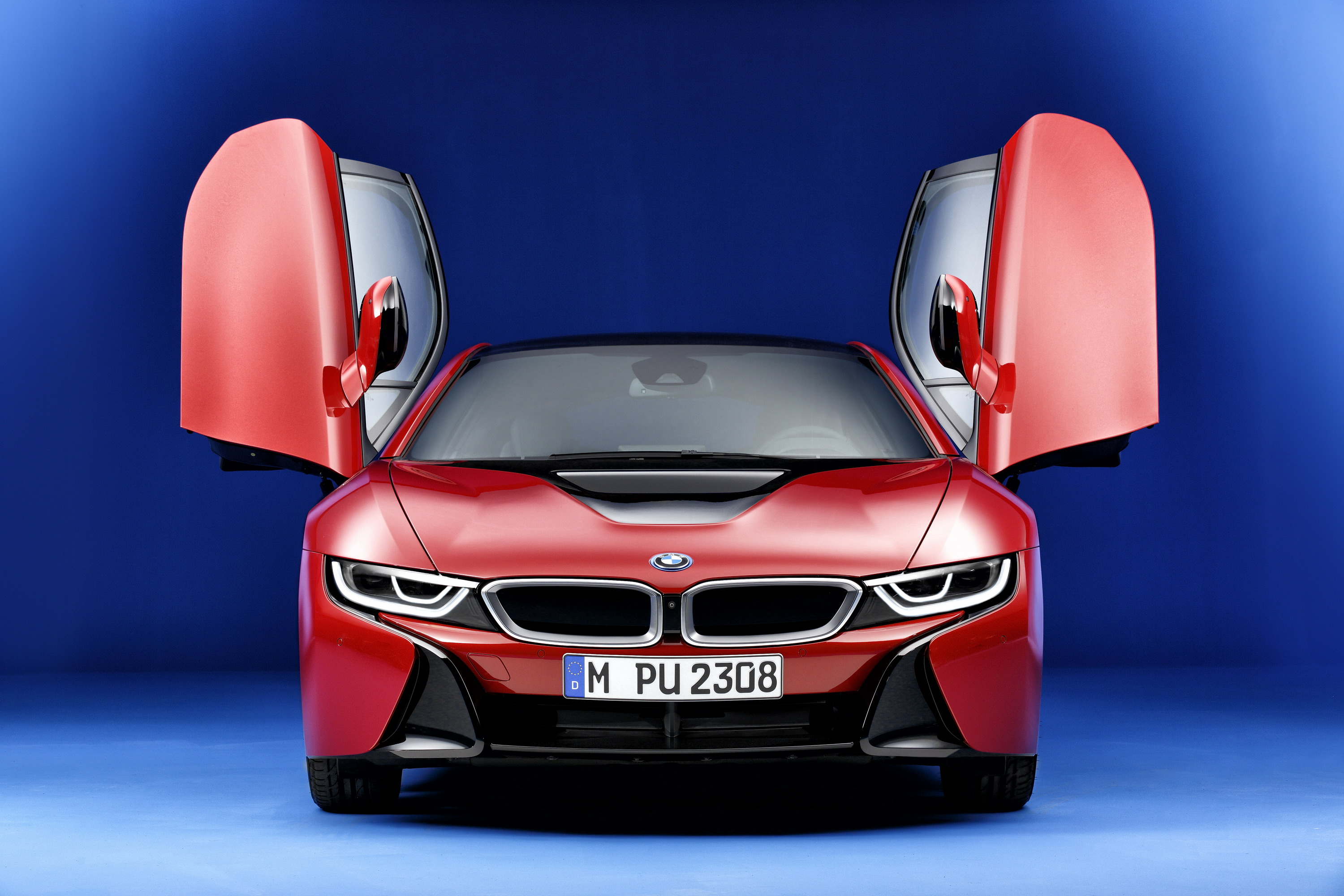 Amazing 2016 BMW I8 Protonic Red Edition | Top Speed. »