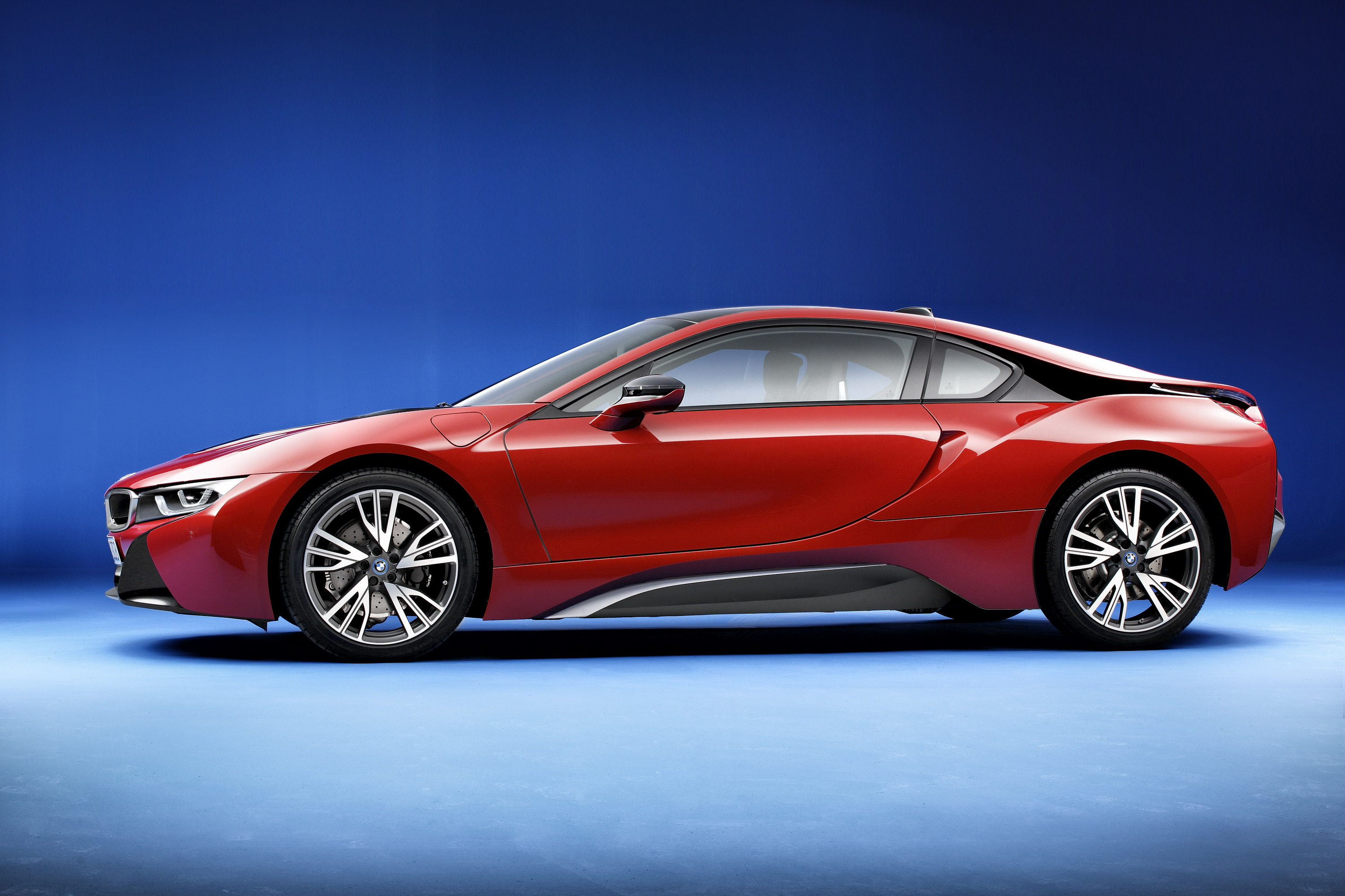 2016 BMW I8 Protonic Red Edition | Top Speed. »