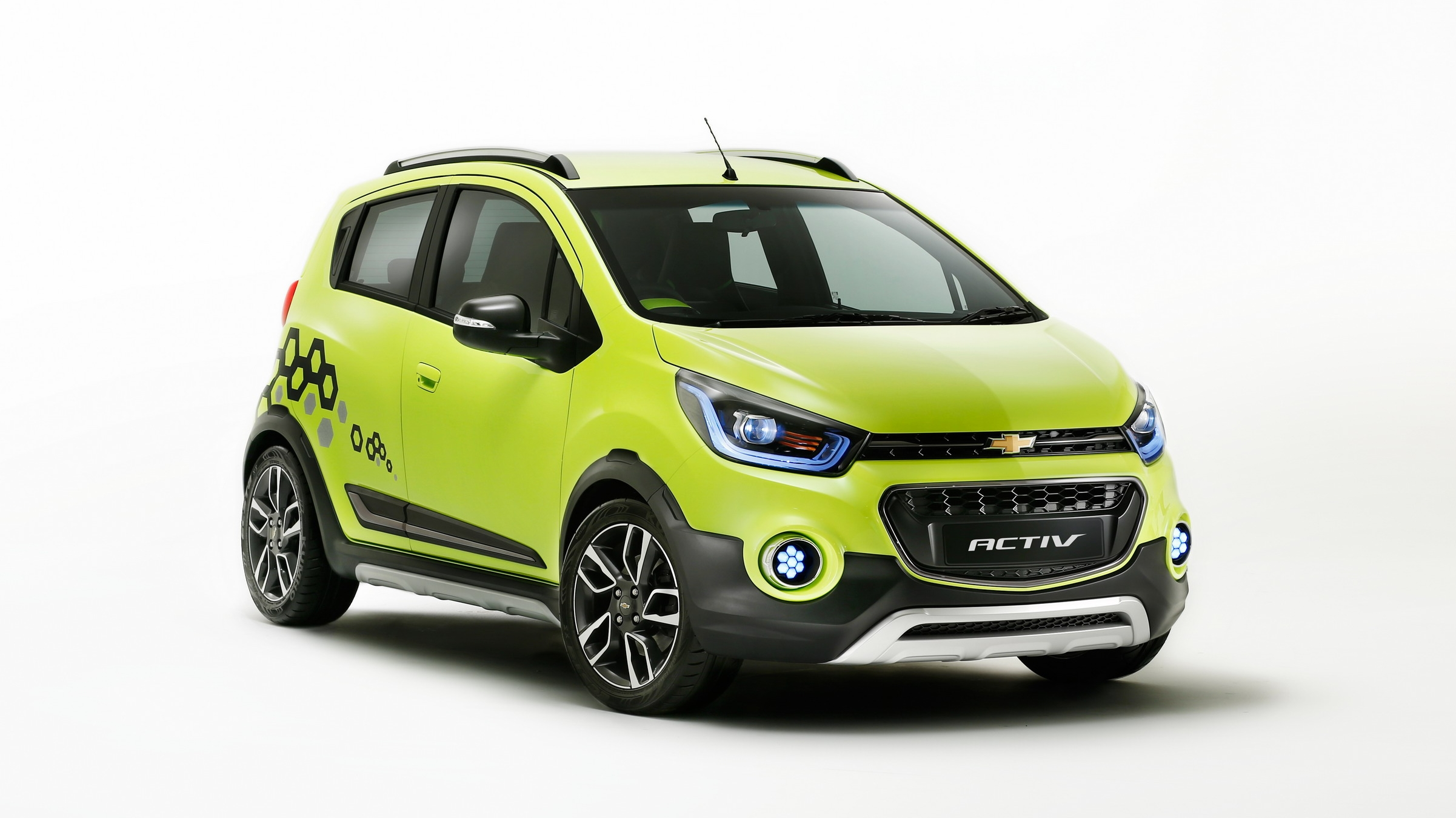 2016 Chevrolet Beat Activ Concept Pictures, Photos ...