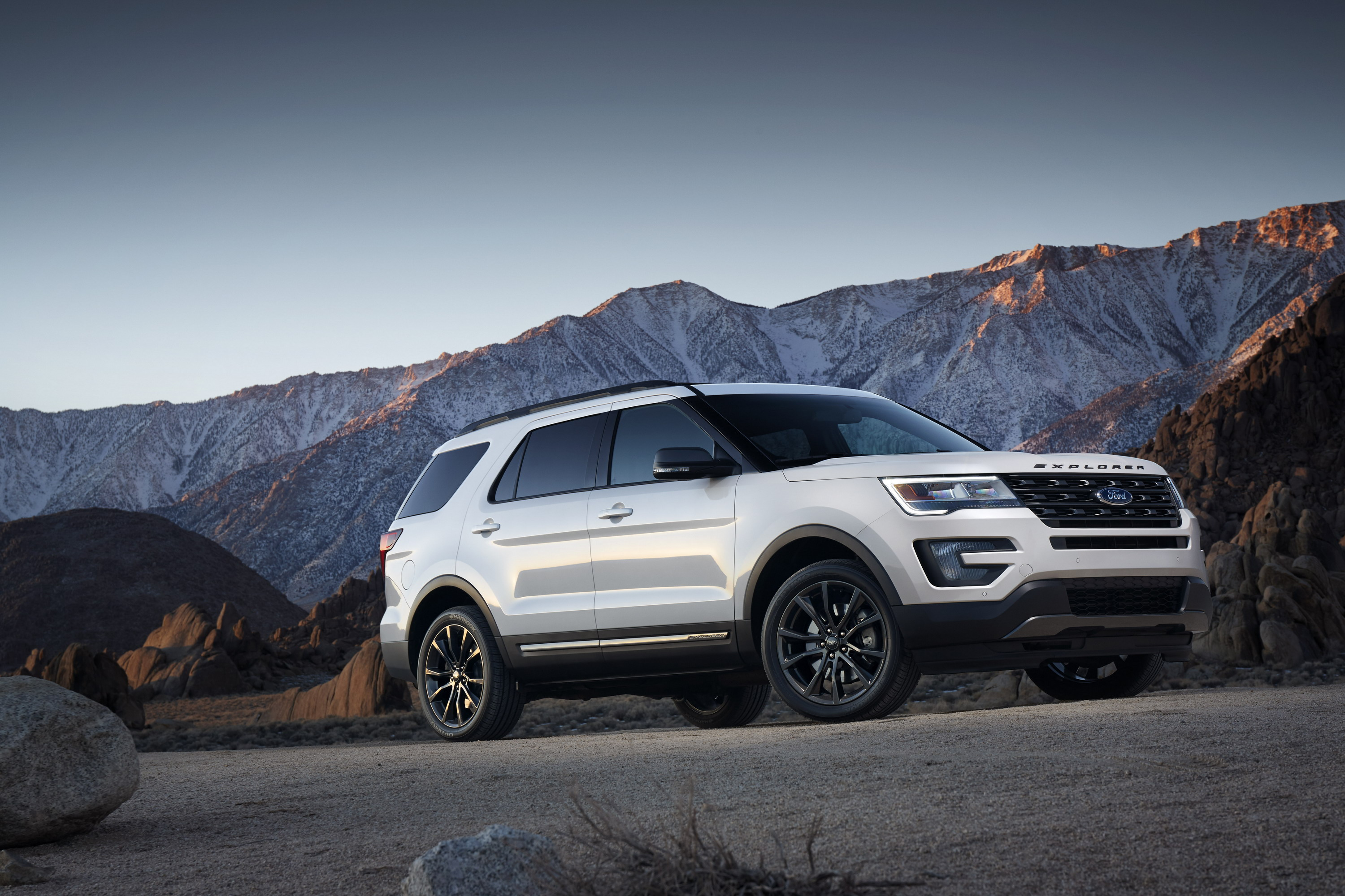 Ford Explorer Xlt Sport Appearance Package Top Speed