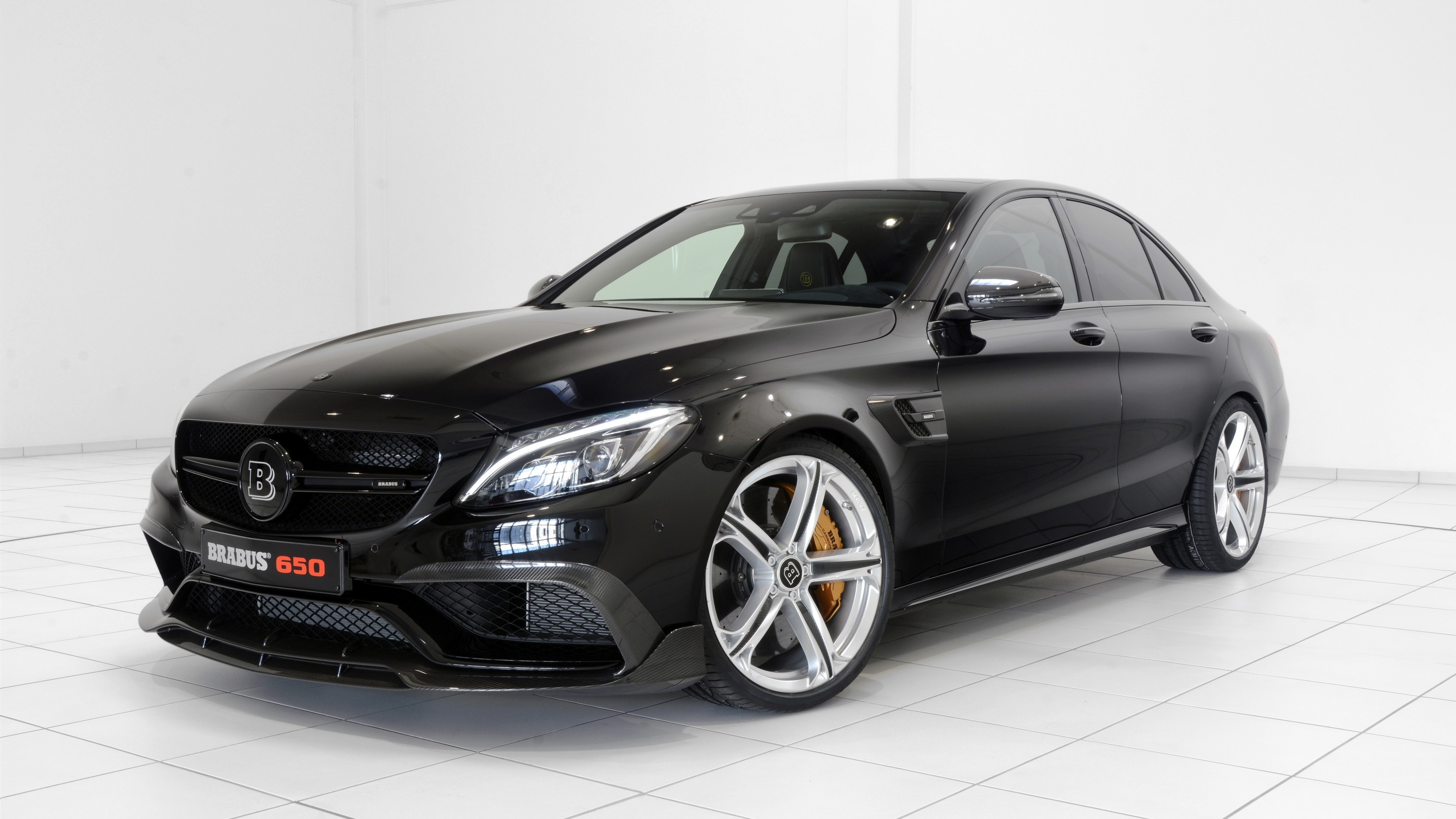2016 MercedesAMG C63 S By Brabus Review  Gallery  Top Speed