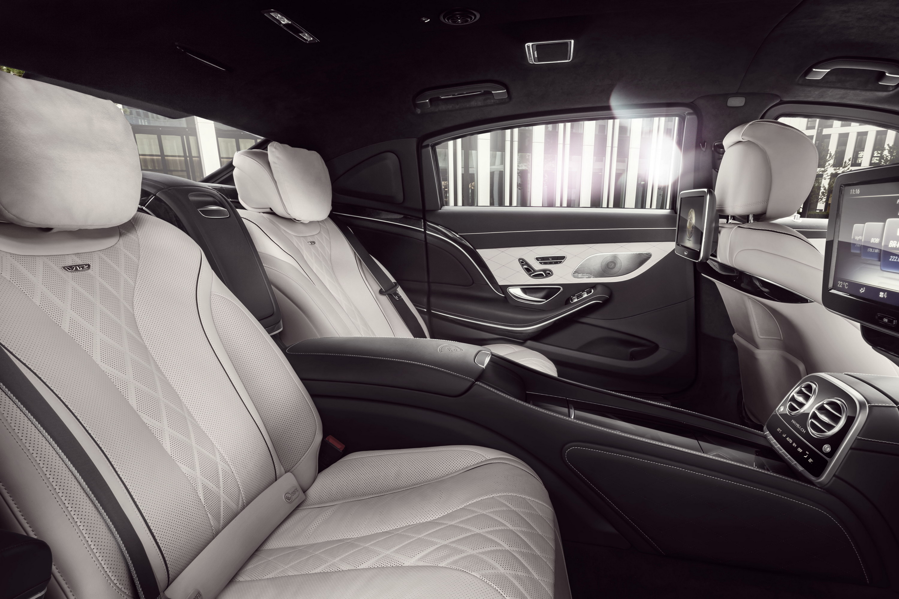 2016 Mercedes-Maybach S600 Guard | Top Speed