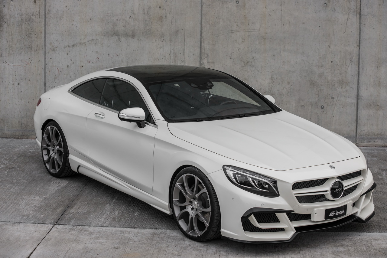 S Class Coupe >> 2016 Mercedes S Class Coupe Ethon By Fab Design Top Speed
