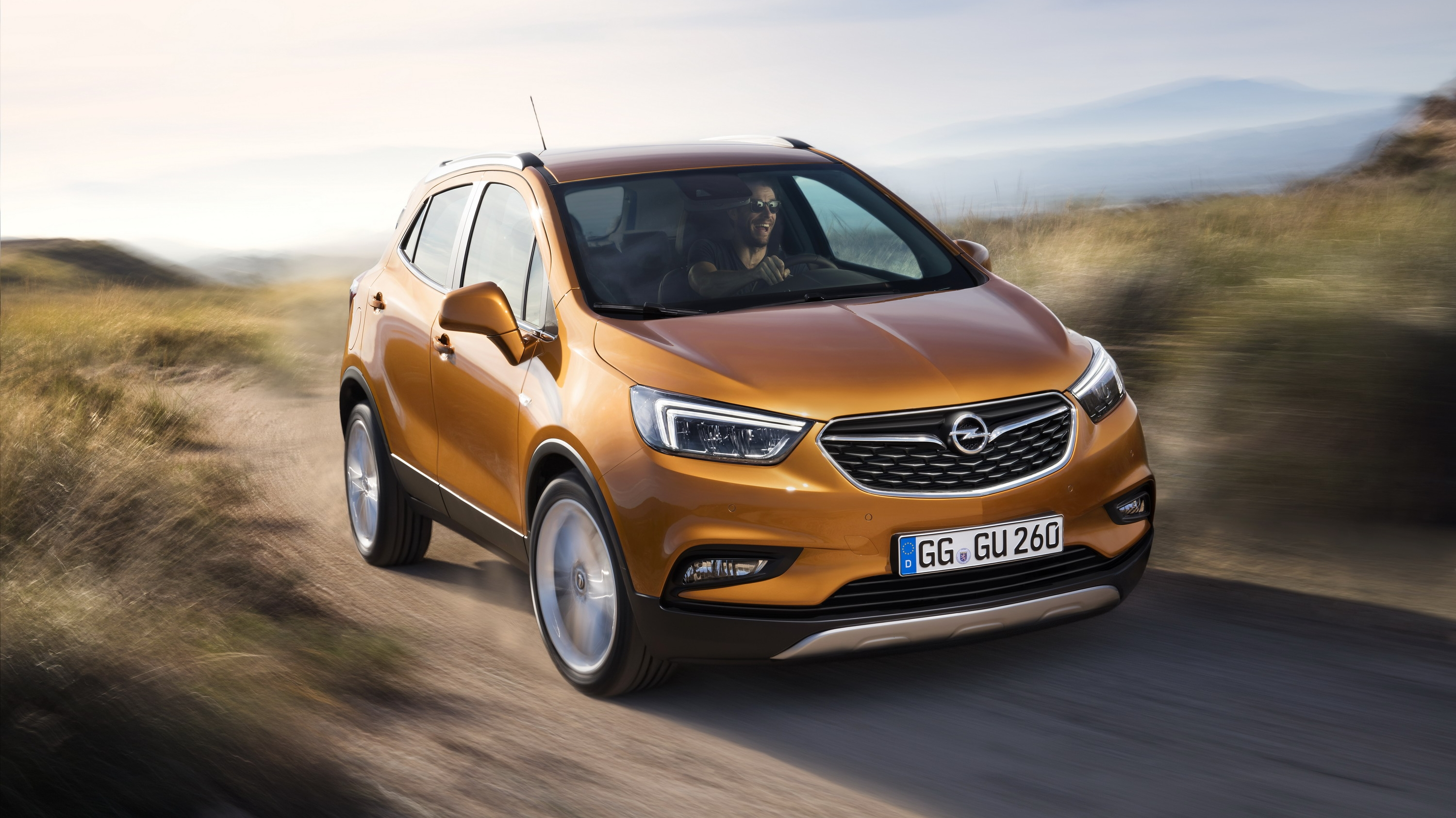 2016 opel mokka x review gallery top speed. Black Bedroom Furniture Sets. Home Design Ideas