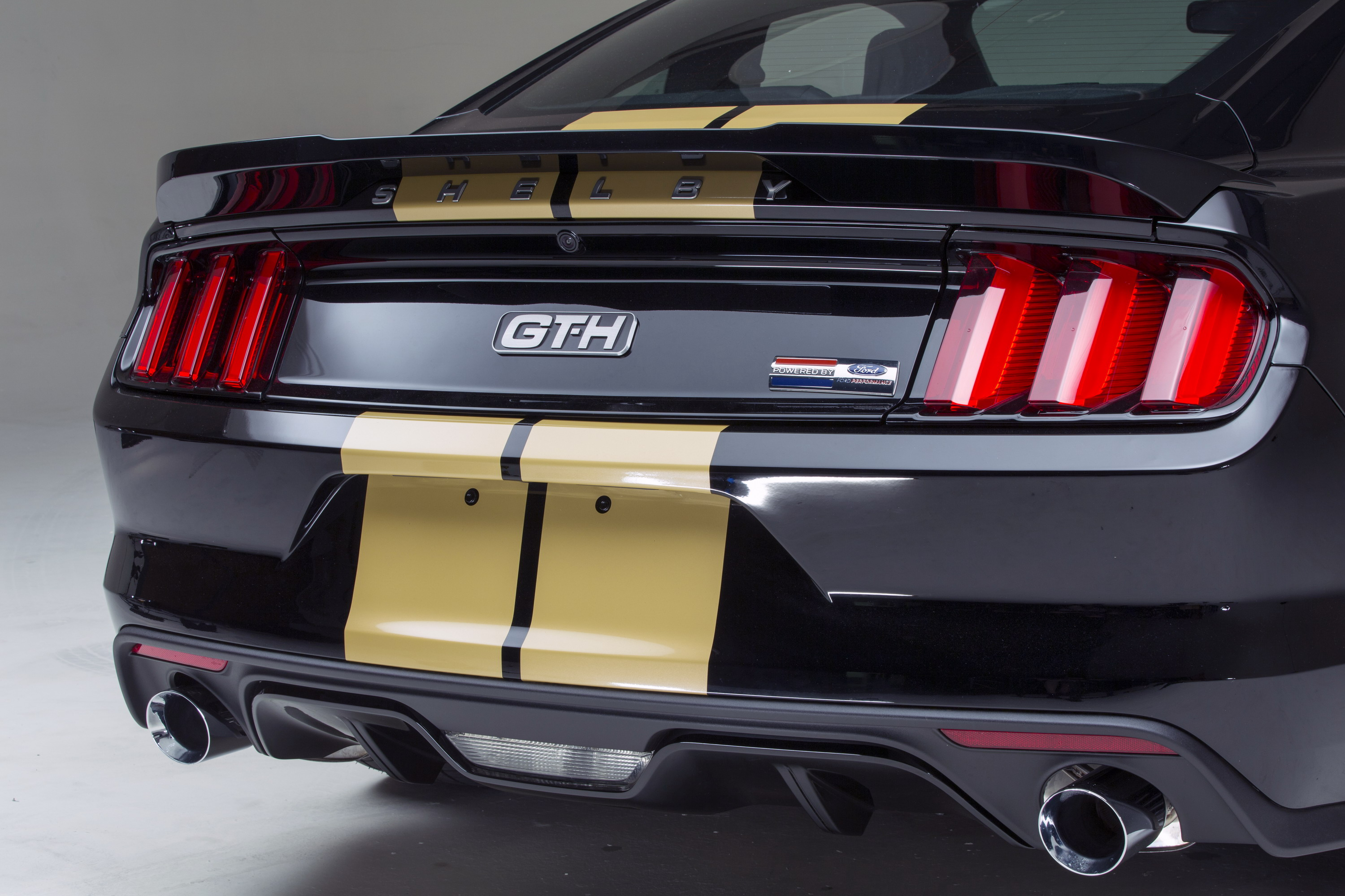 Ford Shelby Hertz Gt H Top Speed