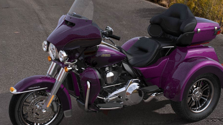2016 Harley Davidson Tri Glide Ultra Confidence And: 2016 Harley-Davidson Tri Glide Ultra Review