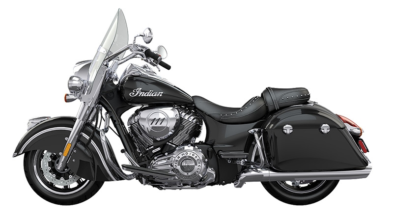 2016 2017 Indian Springfield Review Top Speed