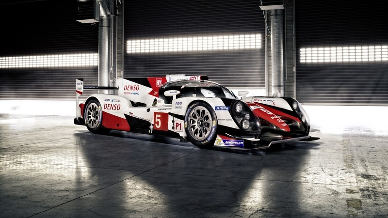 2016 Toyota Ts050 Hybrid Lmp1 Top Speed