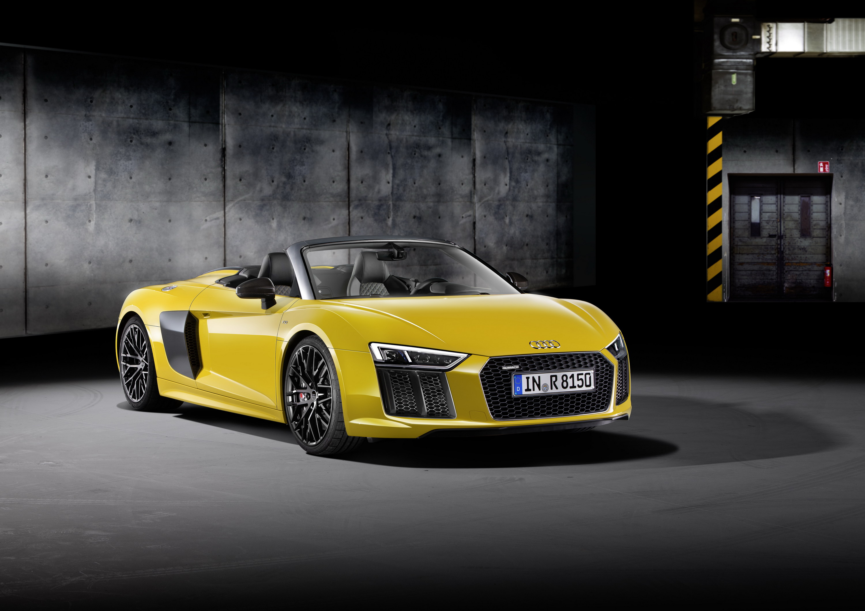 2017   2018 Audi R8 Spyder Review   Top Speed. »