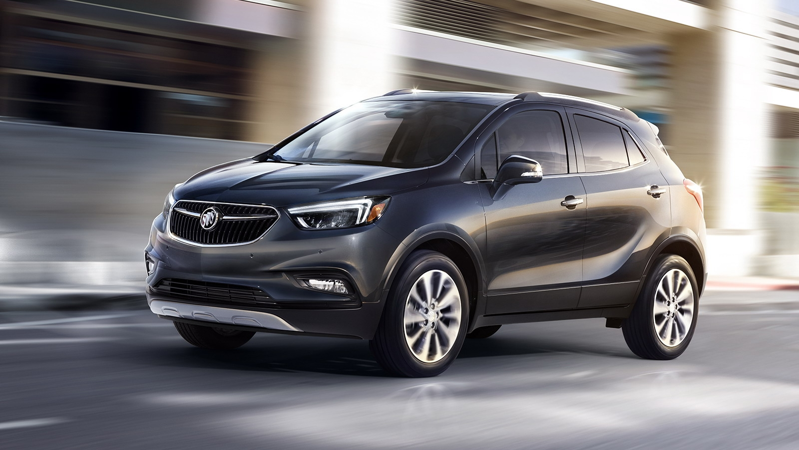 2017 Buick Encore Top Speed