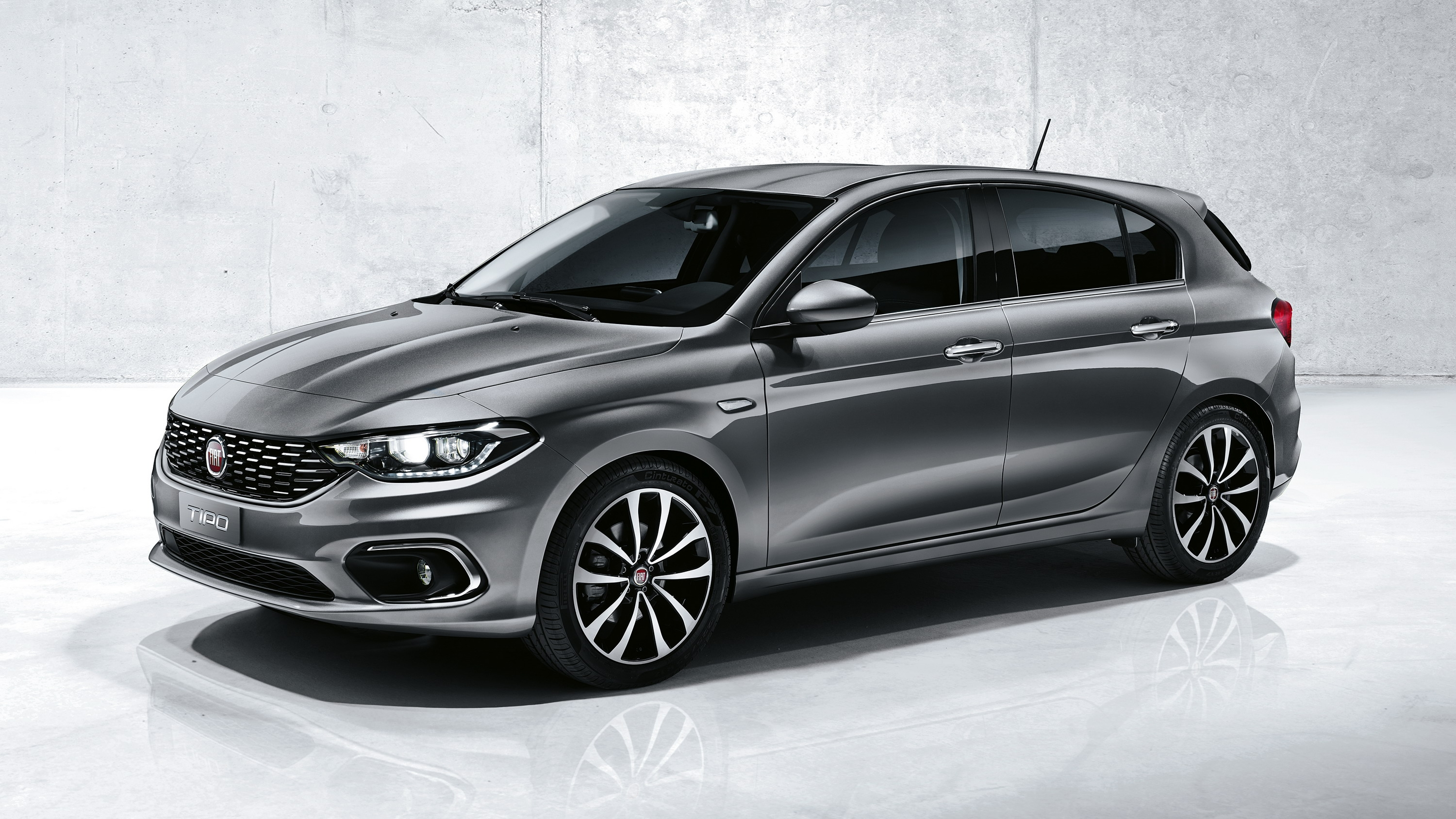 2017 fiat tipo hatchback pictures photos wallpapers top speed. Black Bedroom Furniture Sets. Home Design Ideas