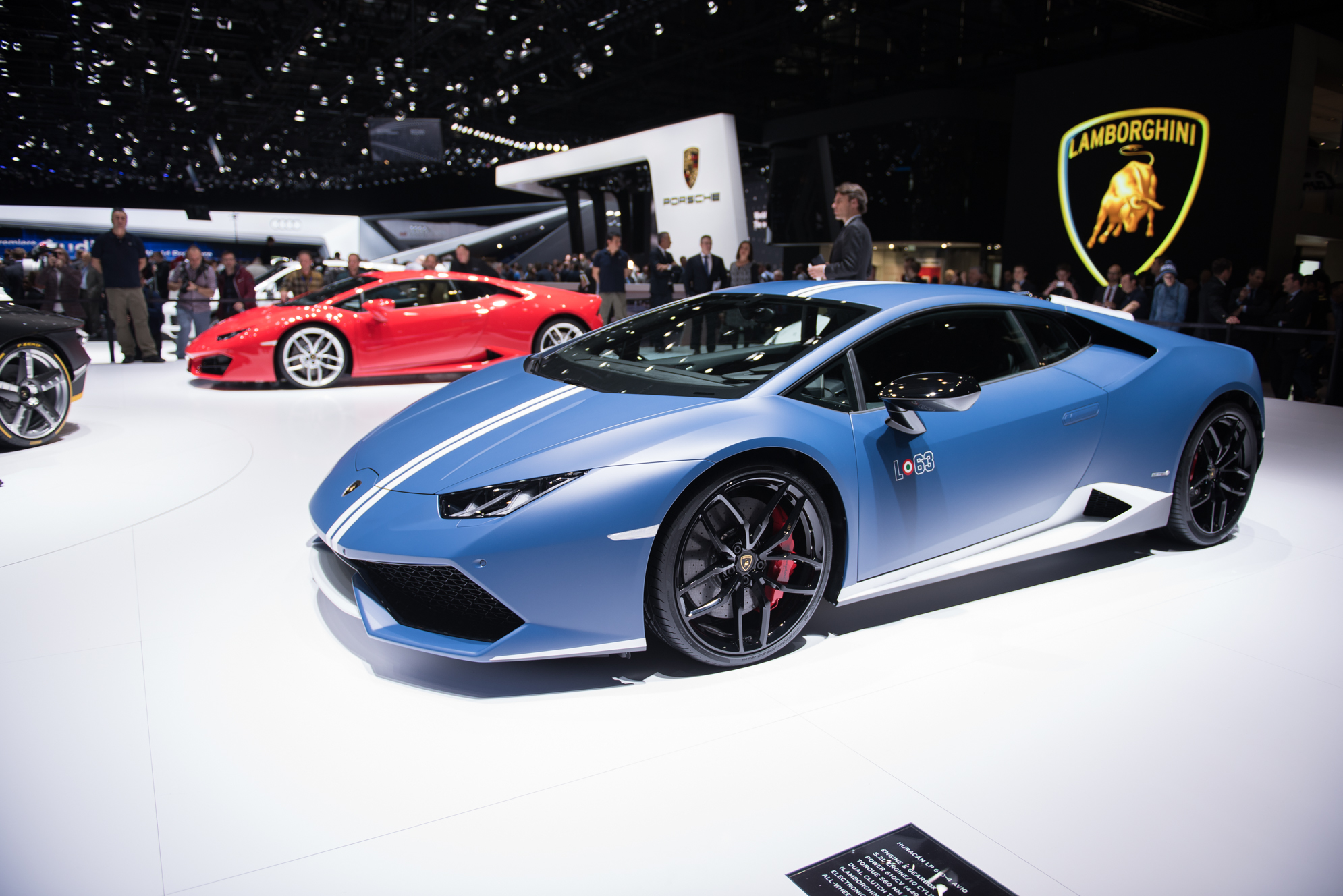 2017 Lamborghini Huracan Lp 610 4 Avio Top Speed