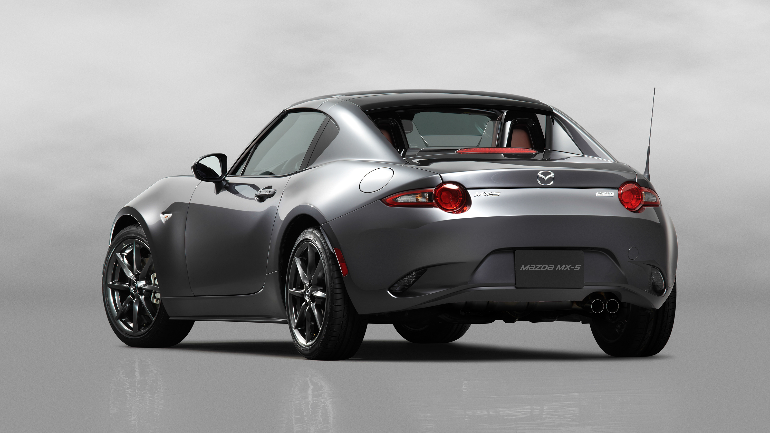 2017 Mazda MX 5 RF | Top Speed. »