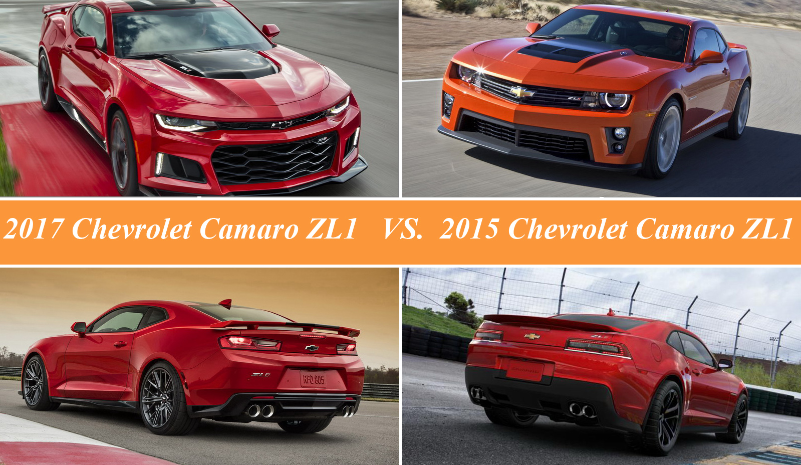 2017 Chevrolet Camaro Zl1 Review Top Speed