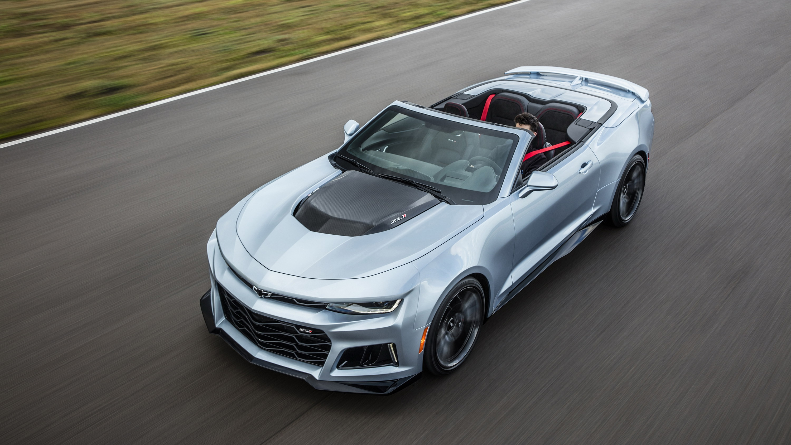 2018 Chevrolet Camaro ZL1 Convertible Review - Gallery ...