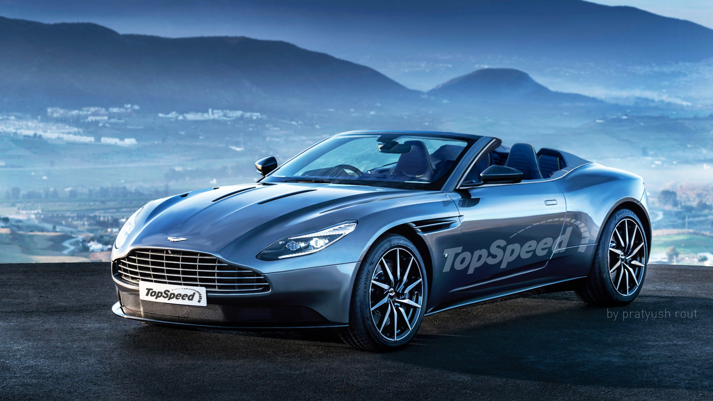 2018 aston martin db11 volante review gallery top speed. Black Bedroom Furniture Sets. Home Design Ideas