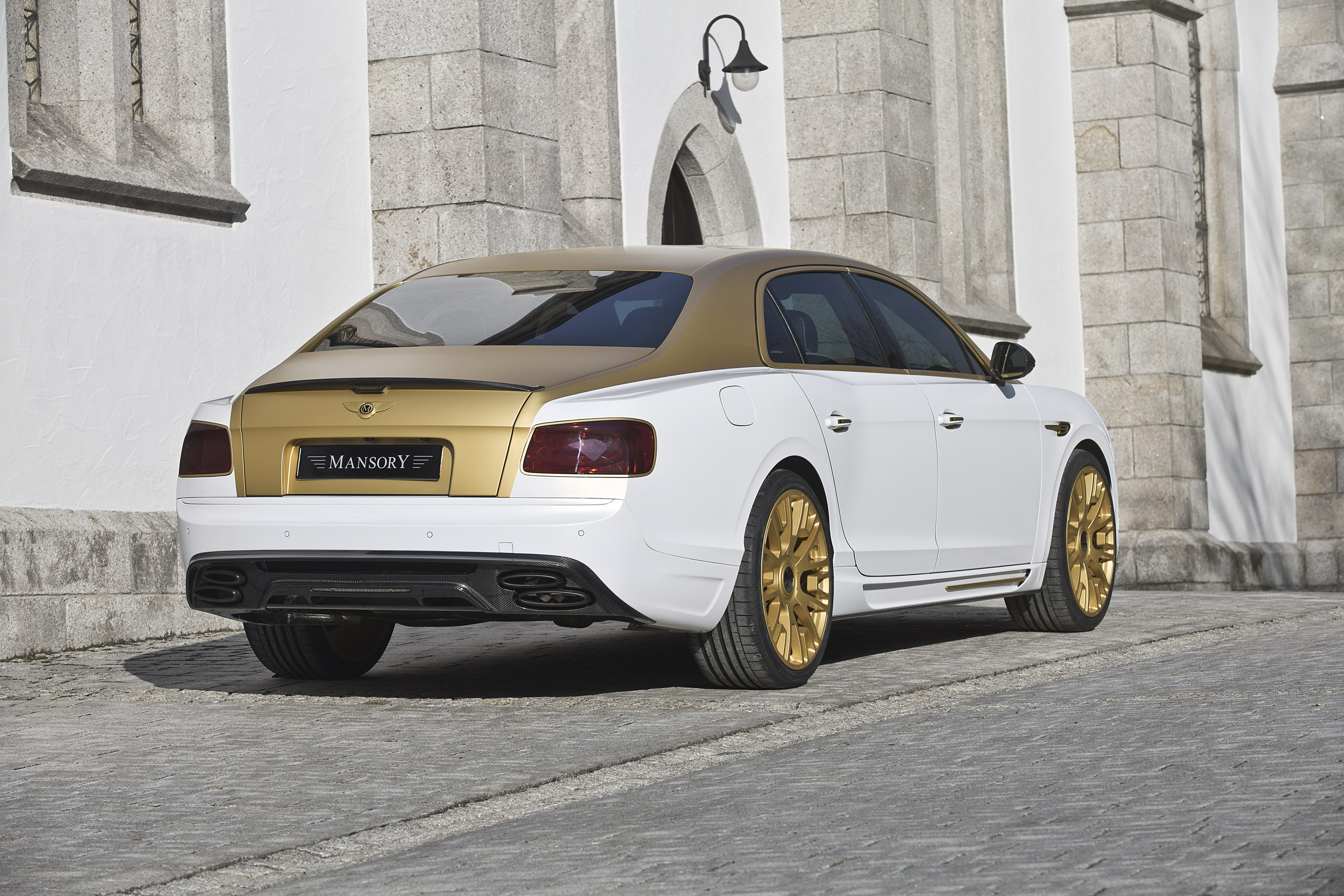 2016 Bentley Flying Spur By Mansory Top Speed