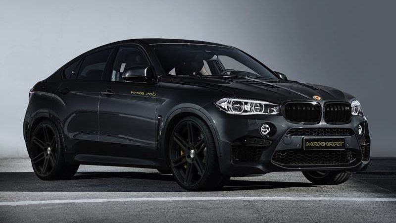 2016 bmw x6 m mhx6 700 by manhart top speed. Black Bedroom Furniture Sets. Home Design Ideas