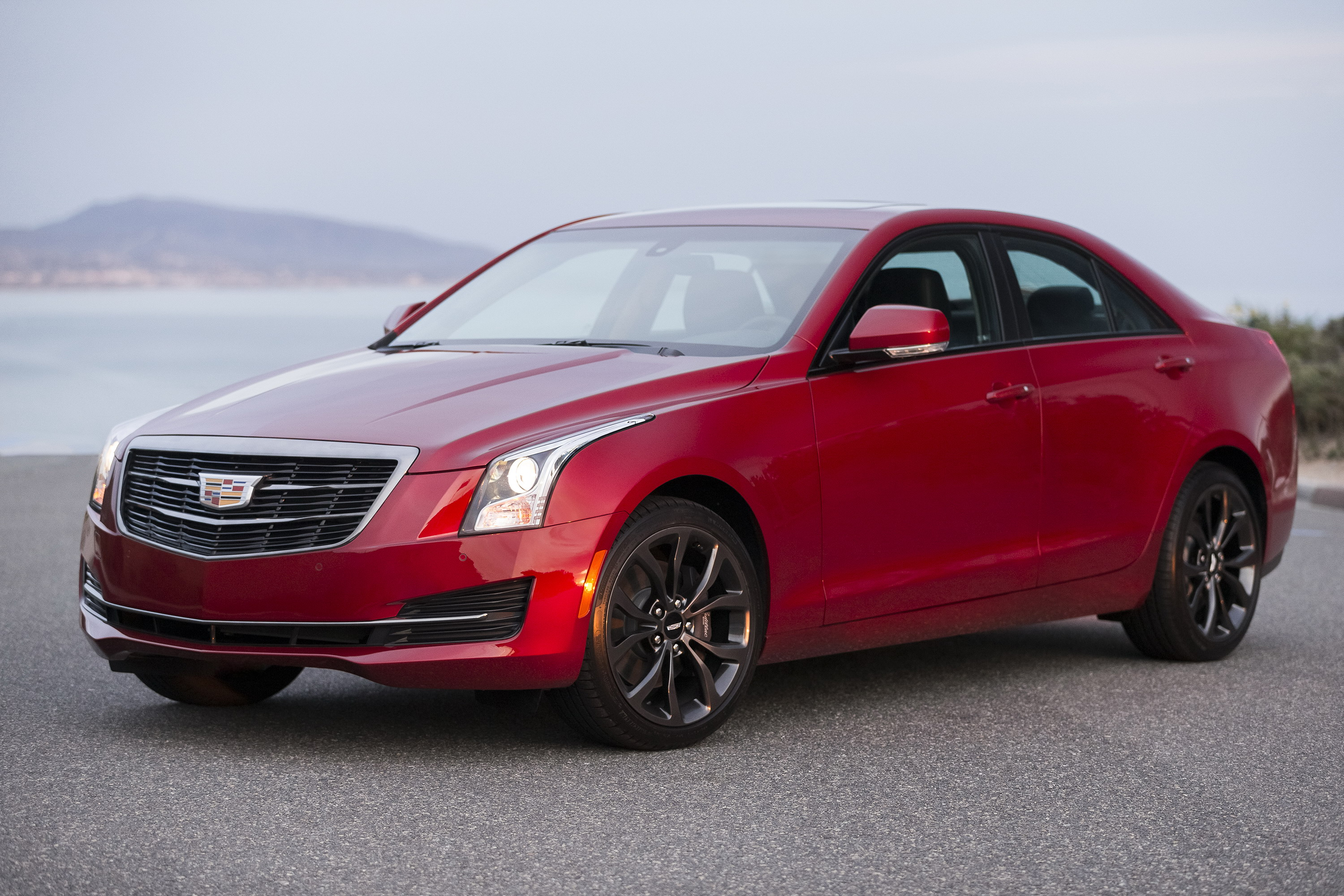2016 Cadillac Ats Black Chrome Package Top Speed