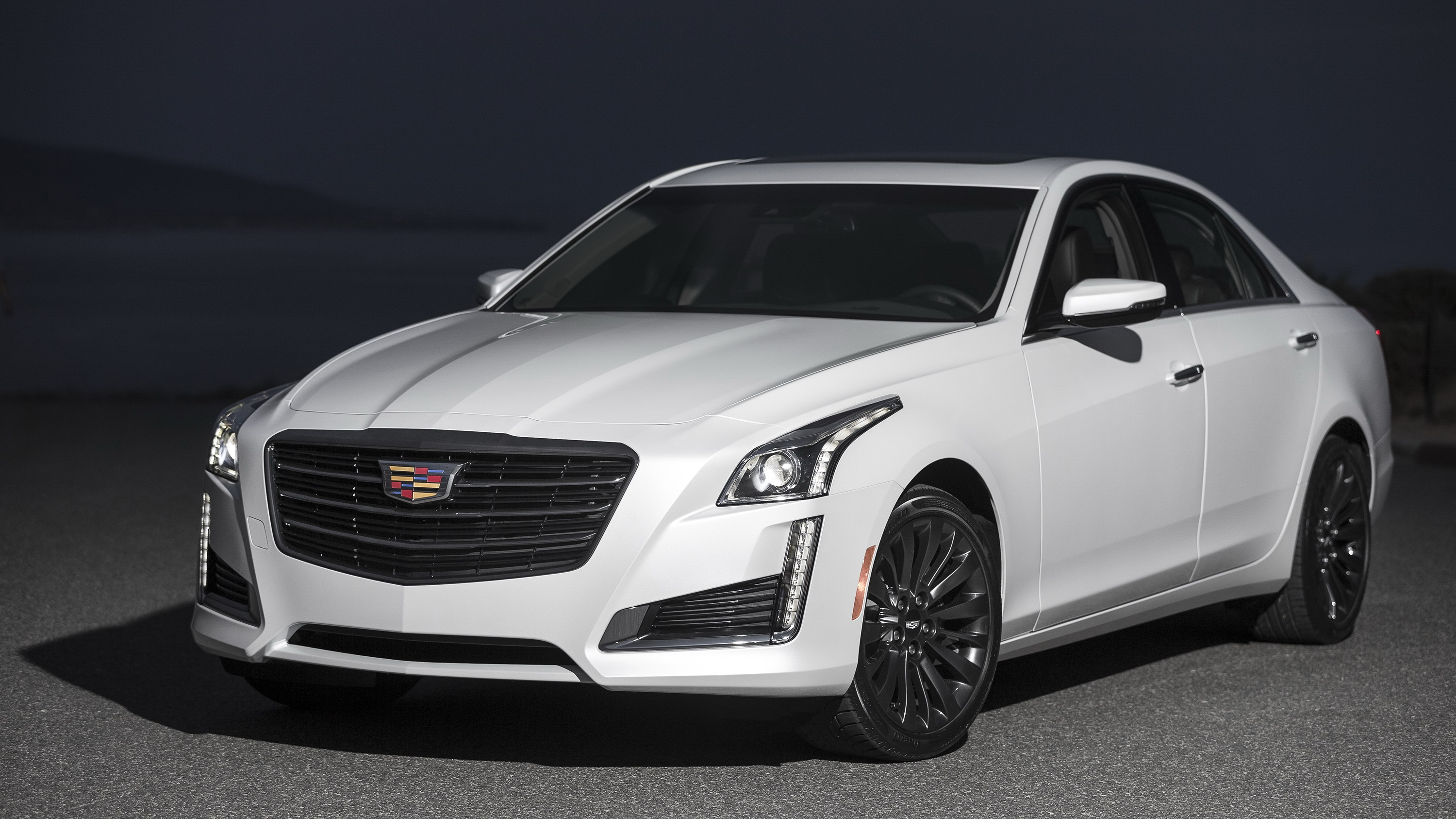 2016 Cadillac Cts Black Chrome Package Top Speed