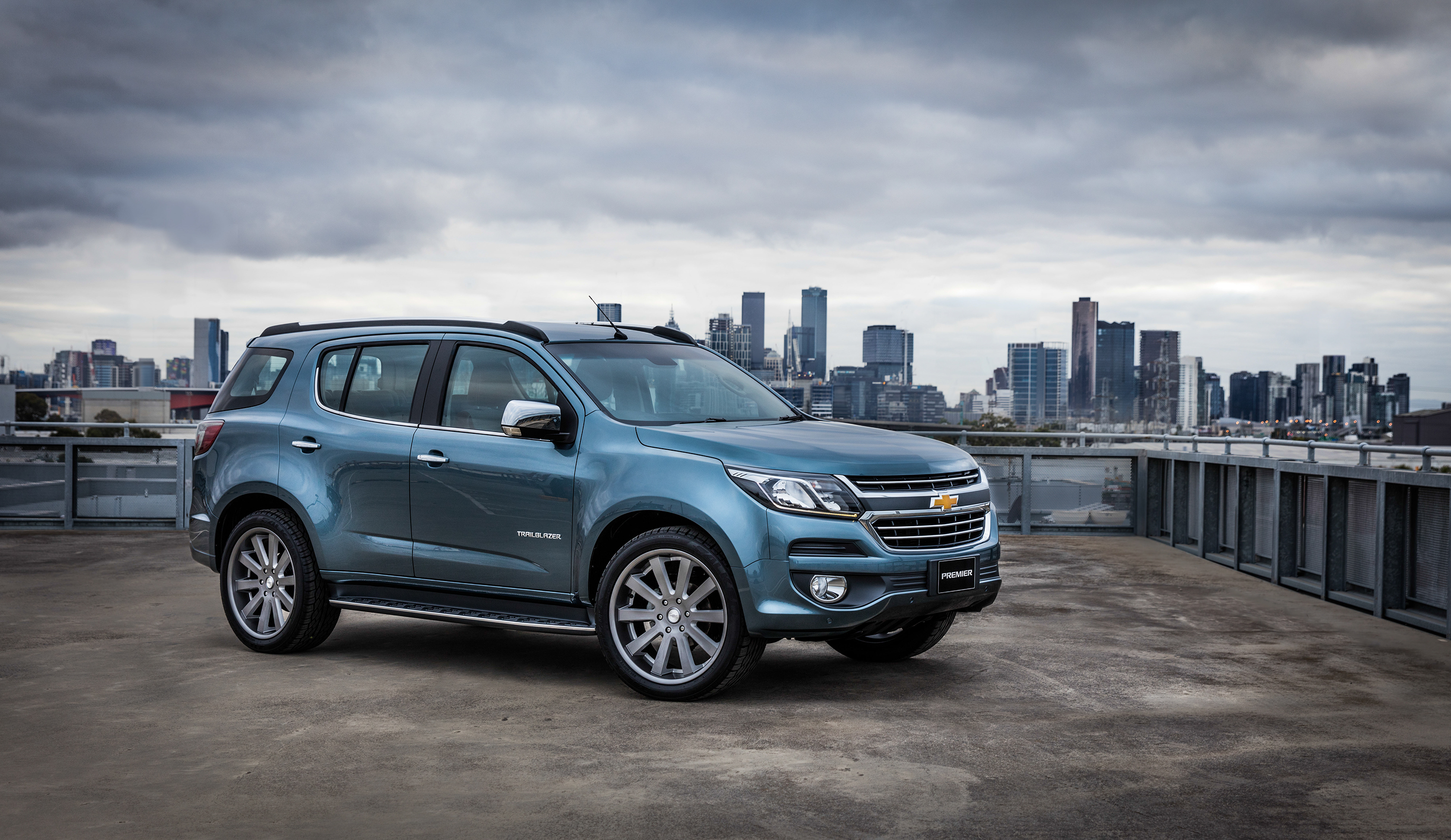 2016 Chevy Trailblazer >> 2016 Chevrolet Trailblazer Premier Concept Top Speed